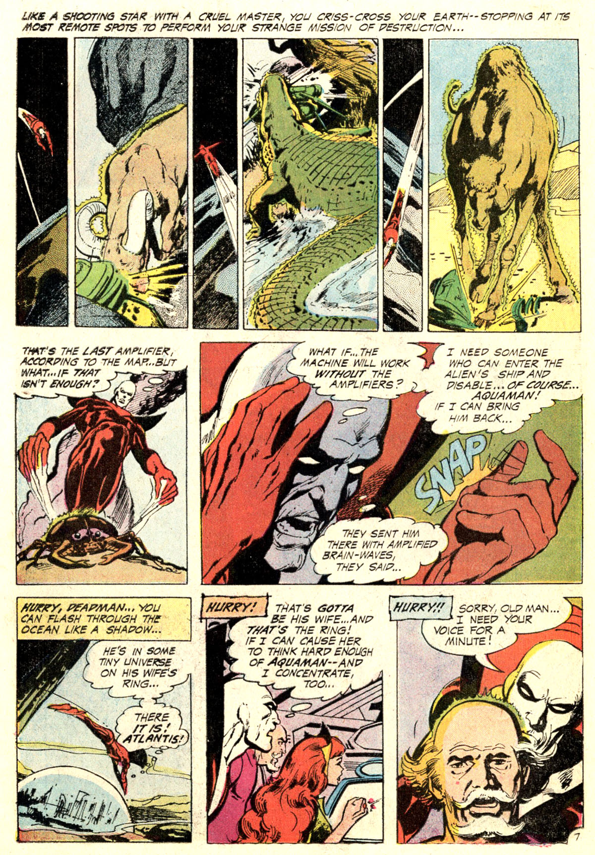 Read online Aquaman (1962) comic -  Issue #52 - 26