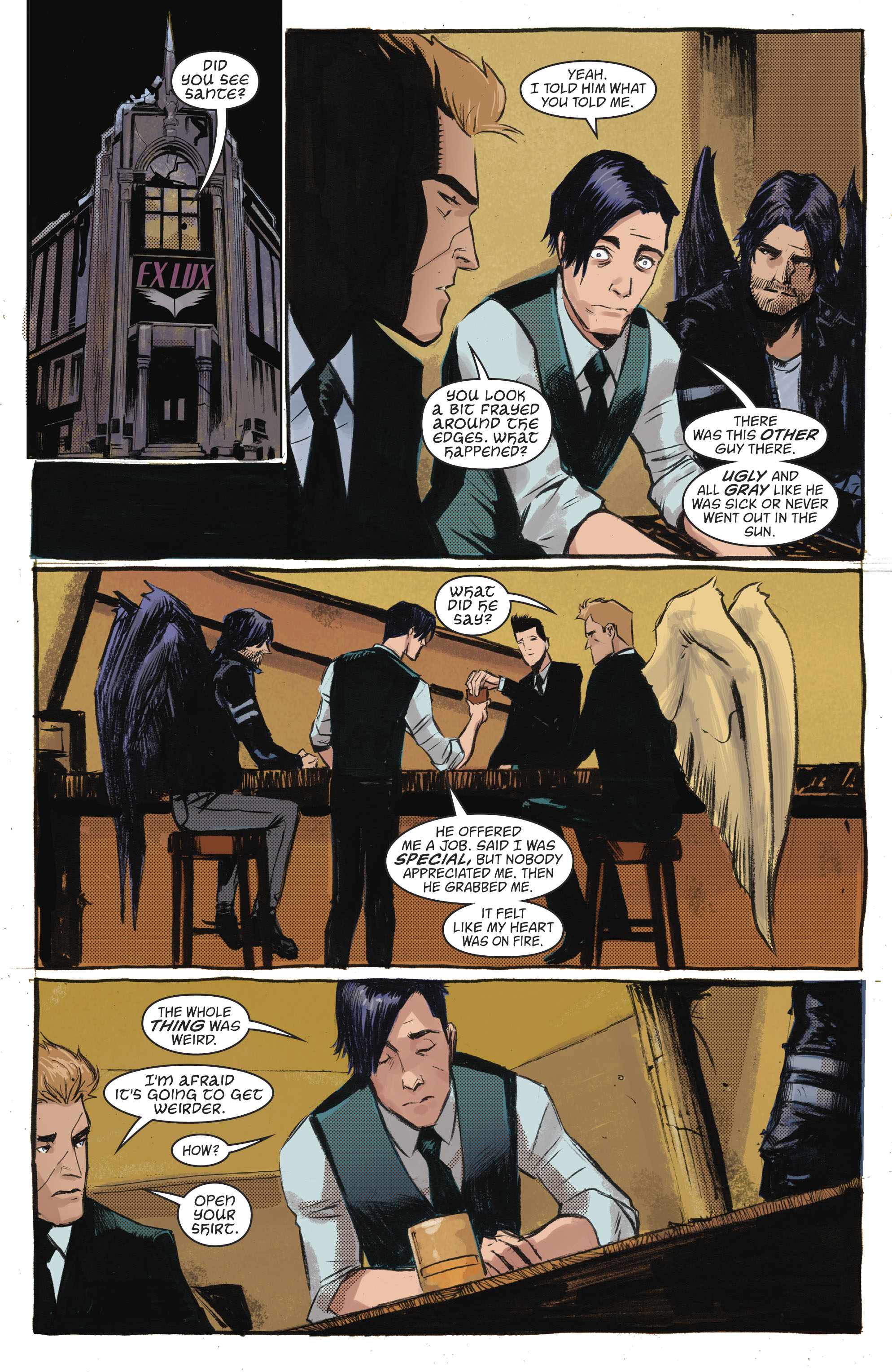Read online Lucifer (2016) comic -  Issue #18 - 18