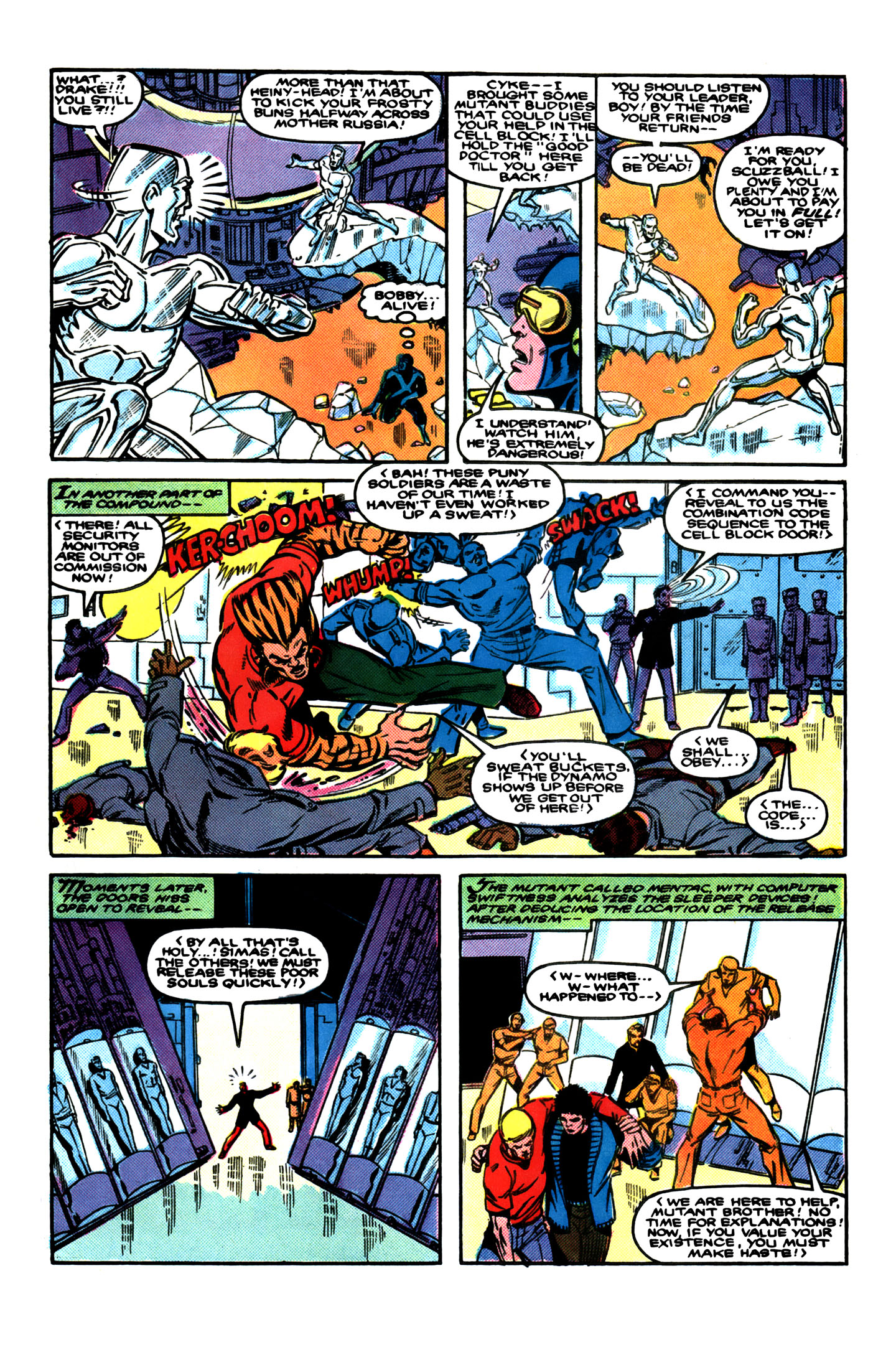 Read online X-Factor (1986) comic -  Issue # _ Annual 1 - 34