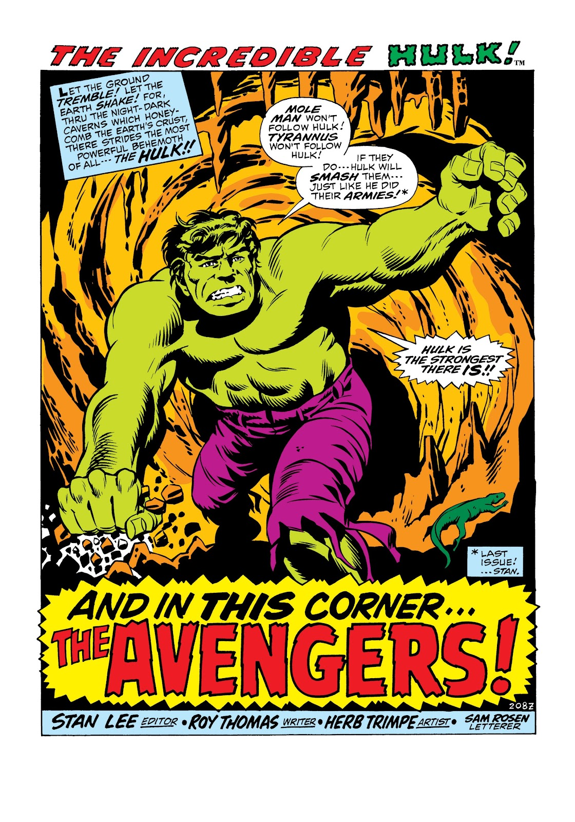 Read online Marvel Masterworks: The Incredible Hulk comic -  Issue # TPB 6 (Part 2) - 35