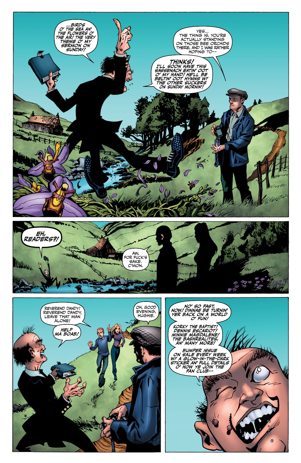 Read online The Boys Omnibus comic -  Issue # TPB 4 (Part 4) - 18