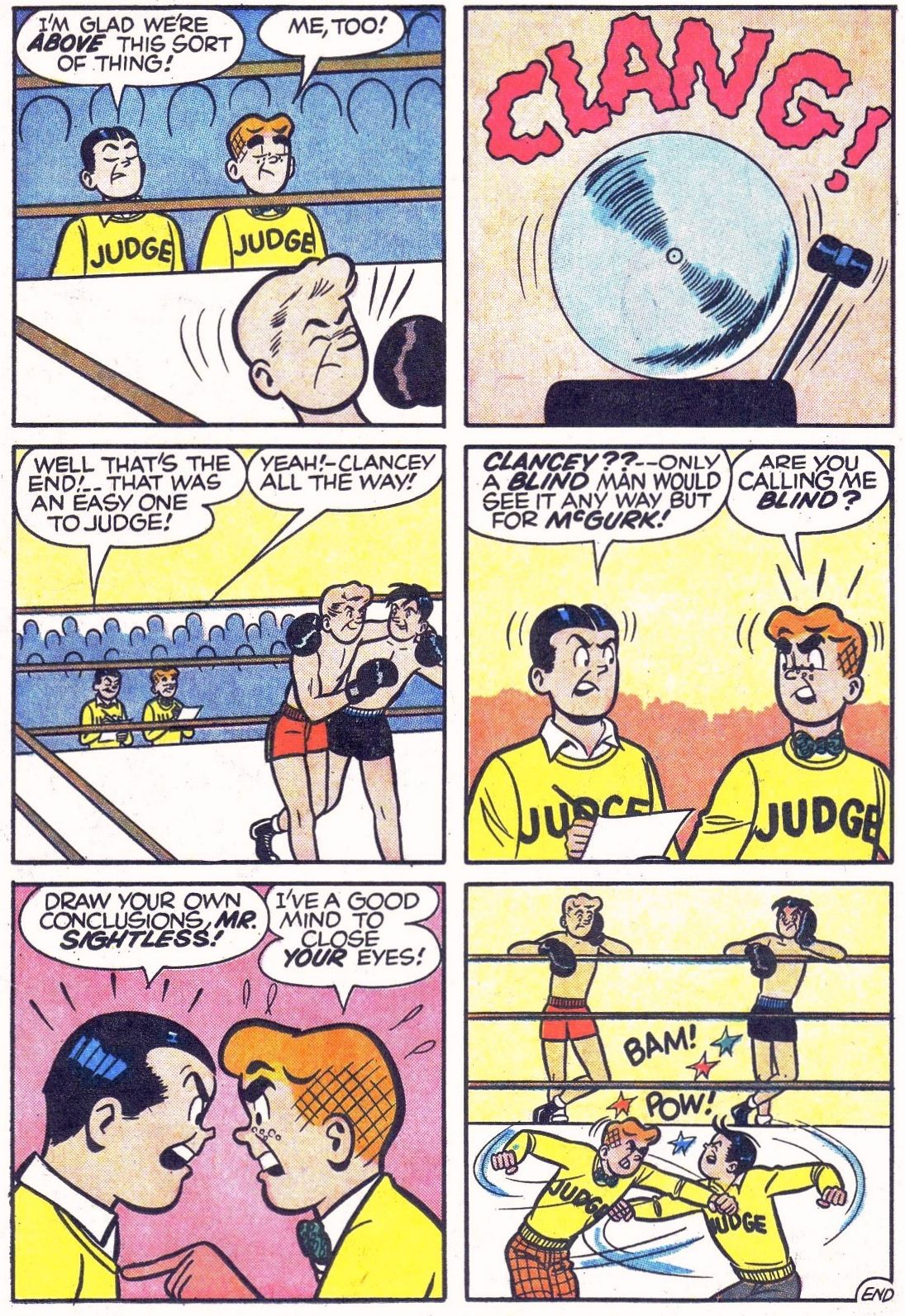 Read online Archie (1960) comic -  Issue #124 - 11