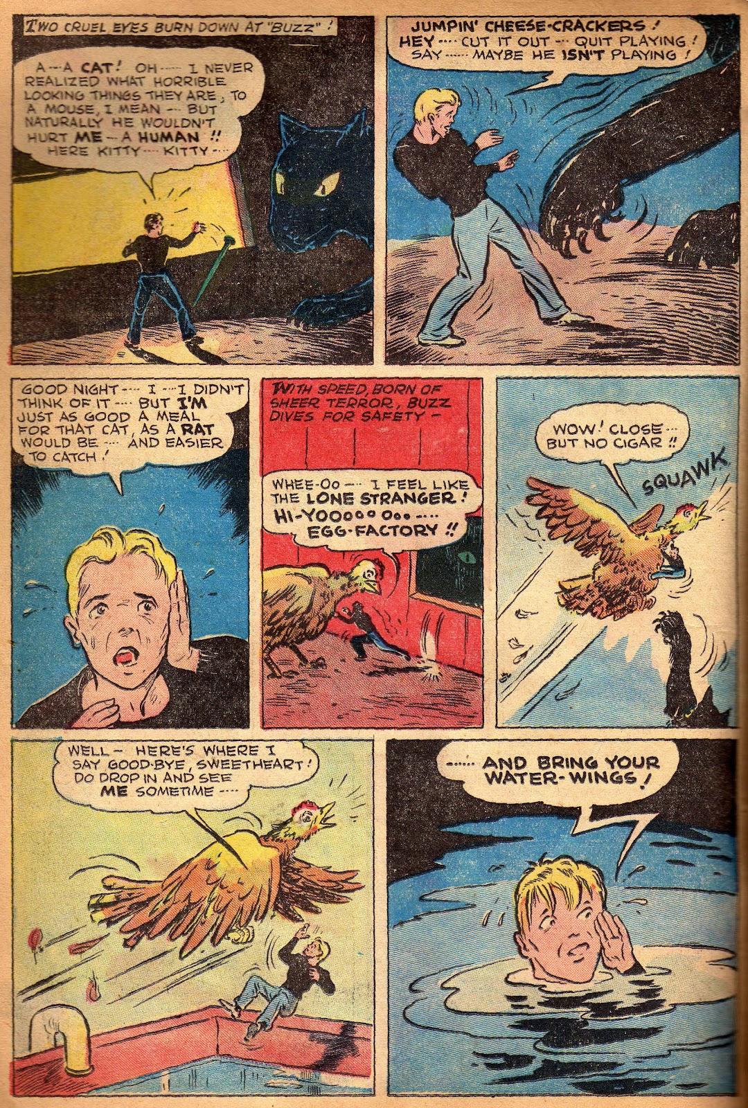 Bang-Up Comics issue 1 - Page 33
