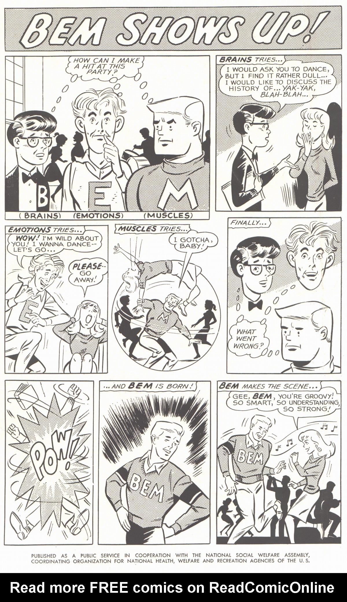 Read online Adventure Comics (1938) comic -  Issue #356 - 35