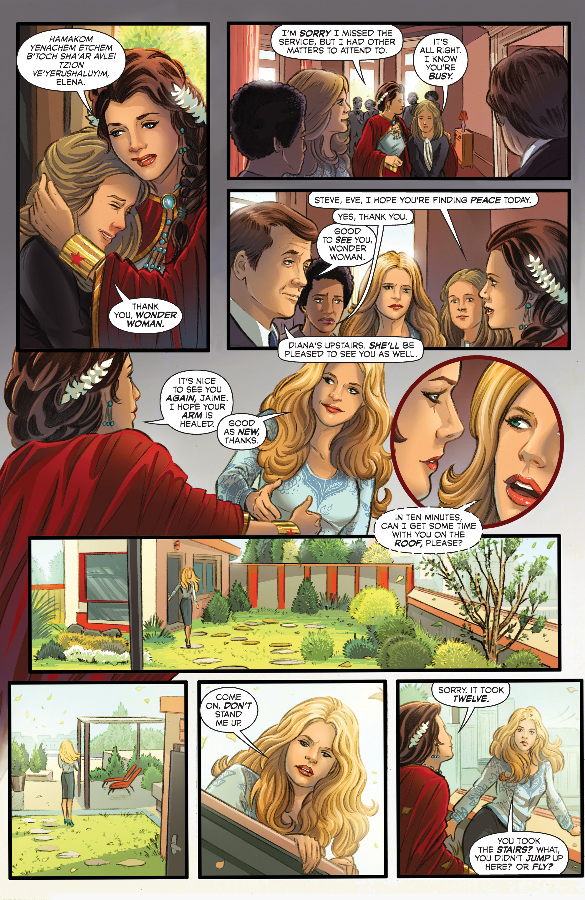 Read online Wonder Woman '77 Meets The Bionic Woman comic -  Issue #2 - 7
