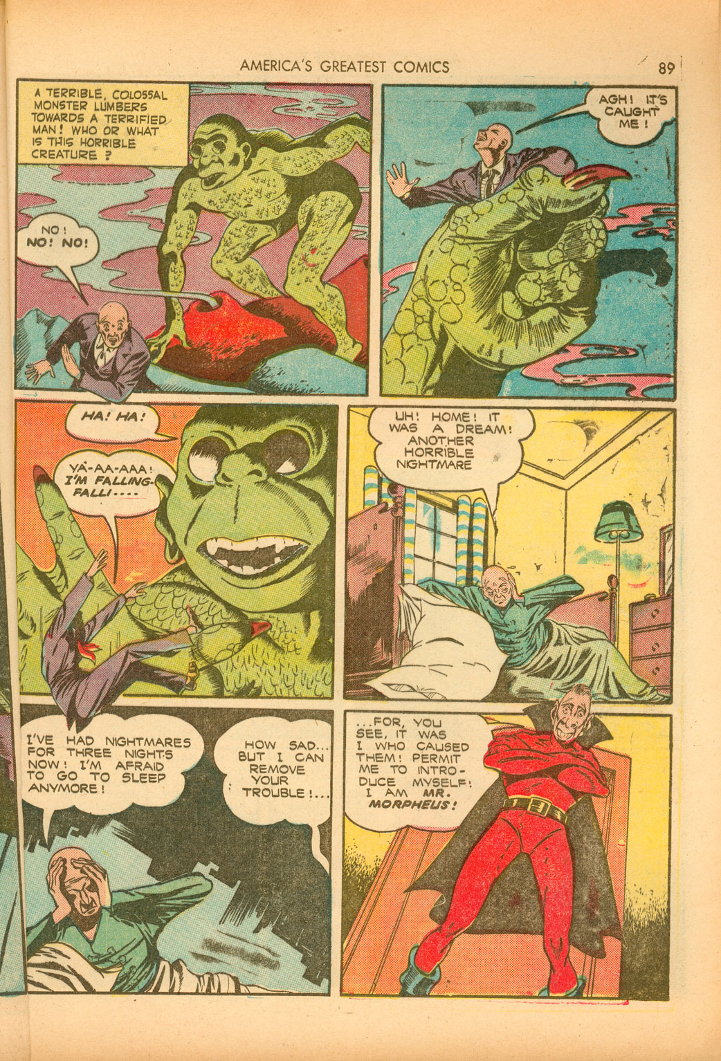 Americas Greatest Comics issue 8 - Page 89