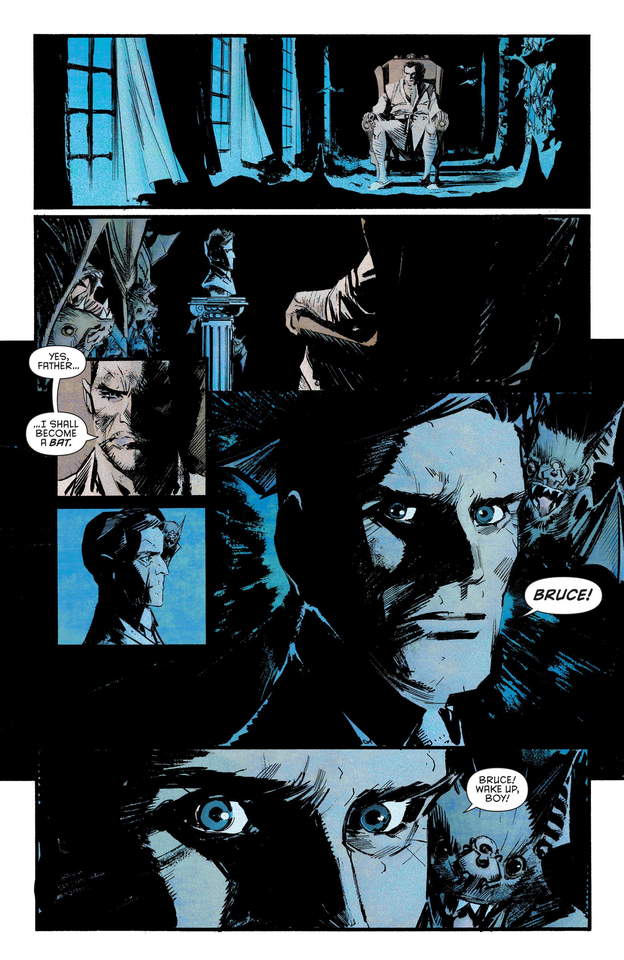 Read online Batman (2011) comic -  Issue # _TPB 9 - 143