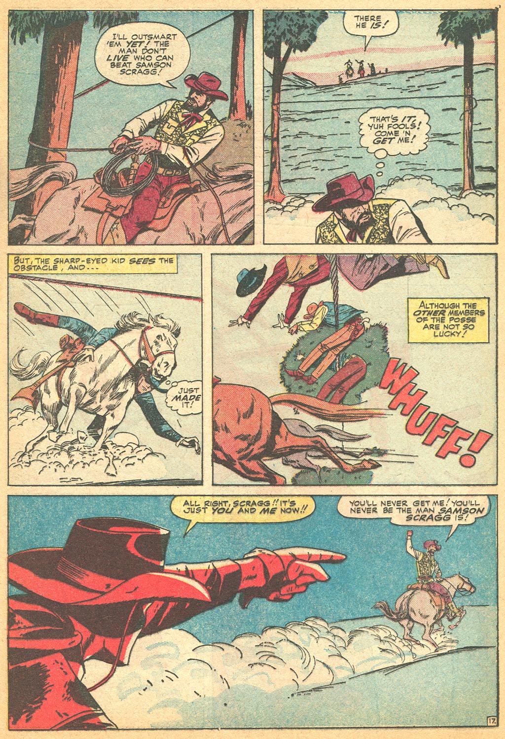 Read online Two-Gun Kid comic -  Issue #76 - 25