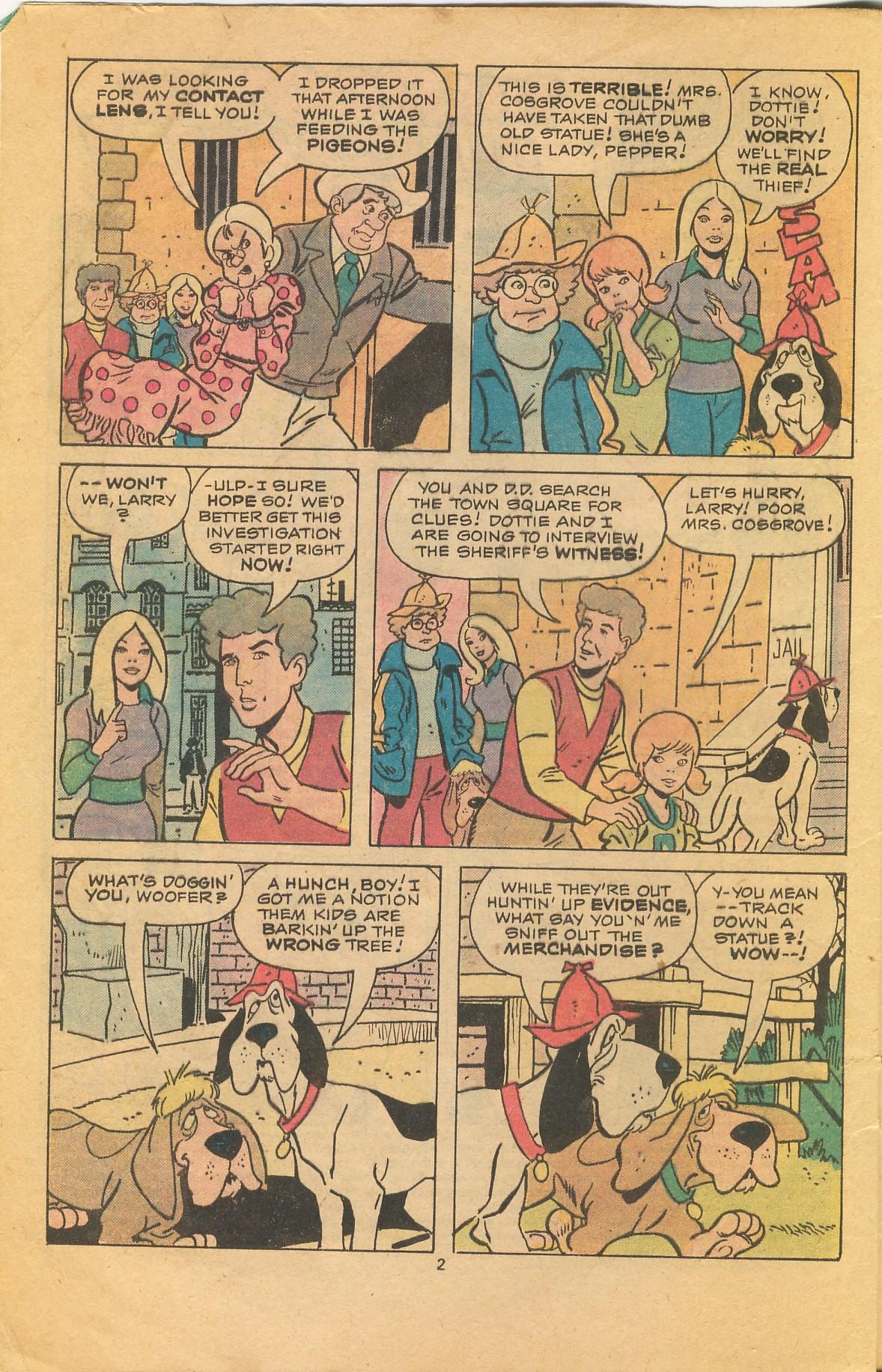 Read online TV Stars comic -  Issue #4 - 4
