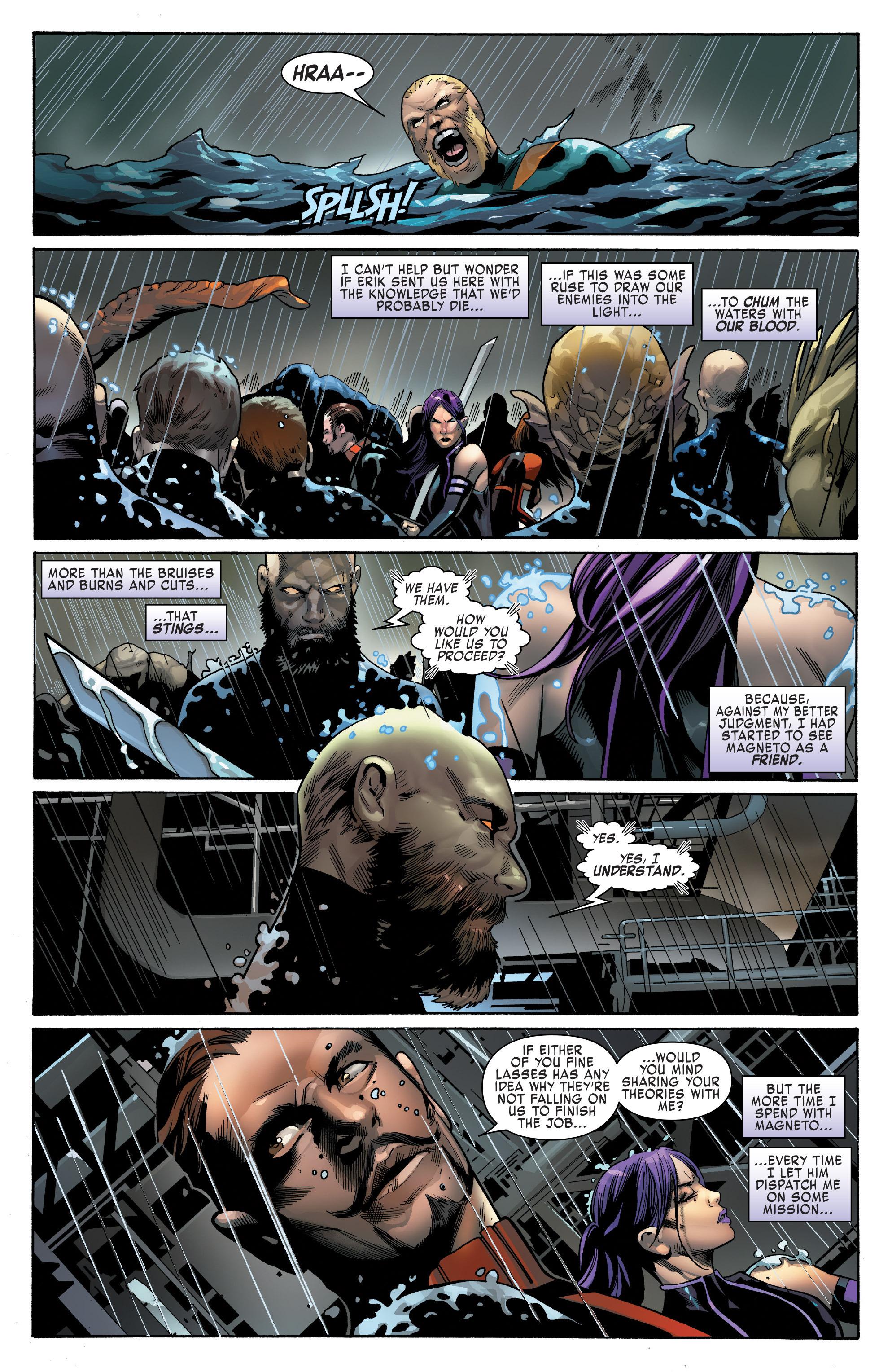 Read online Uncanny X-Men (2016) comic -  Issue #13 - 7