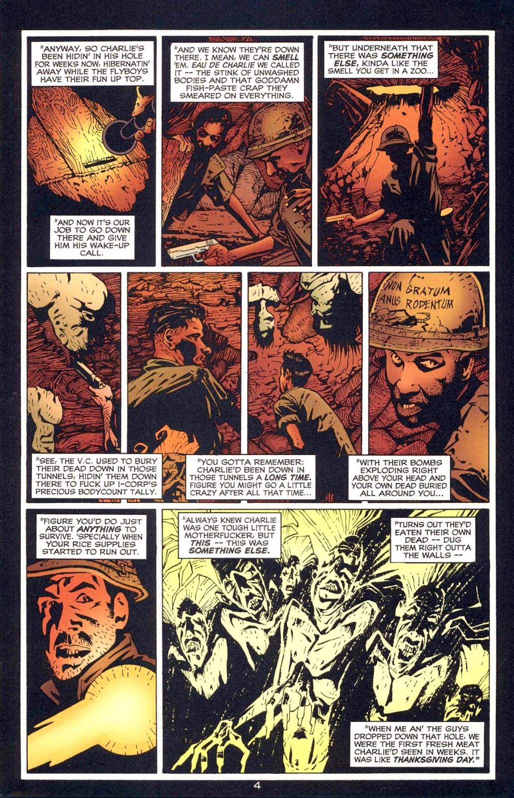 Read online Weird War Tales (1997) comic -  Issue #1 - 23