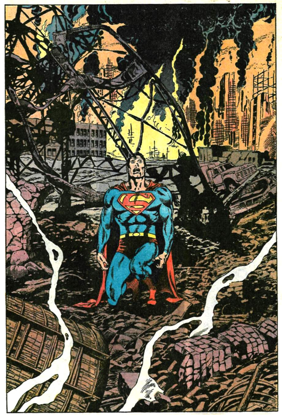 Read online Adventures of Superman (1987) comic -  Issue #479 - 9