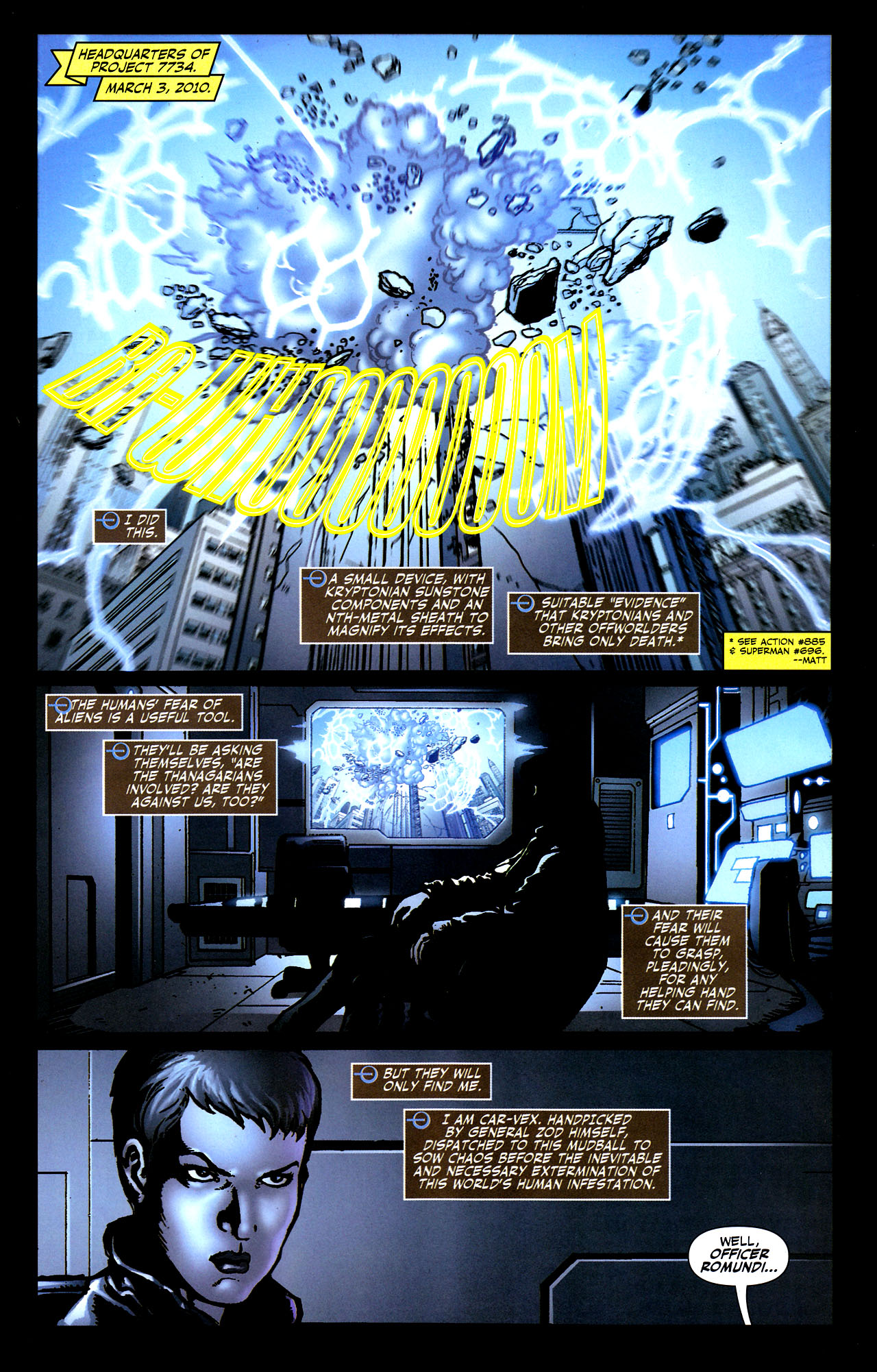 Read online Adventure Comics (2009) comic -  Issue #8 - 19