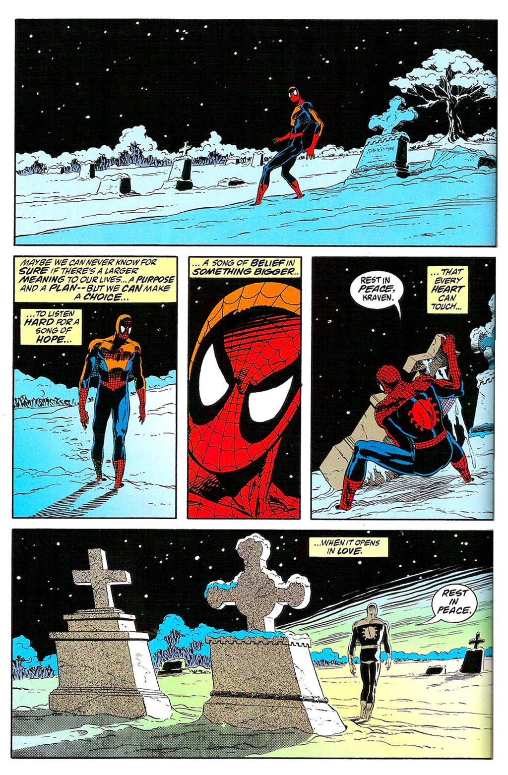 Read online The Amazing Spider-Man: Soul of the Hunter comic -  Issue # Full - 46