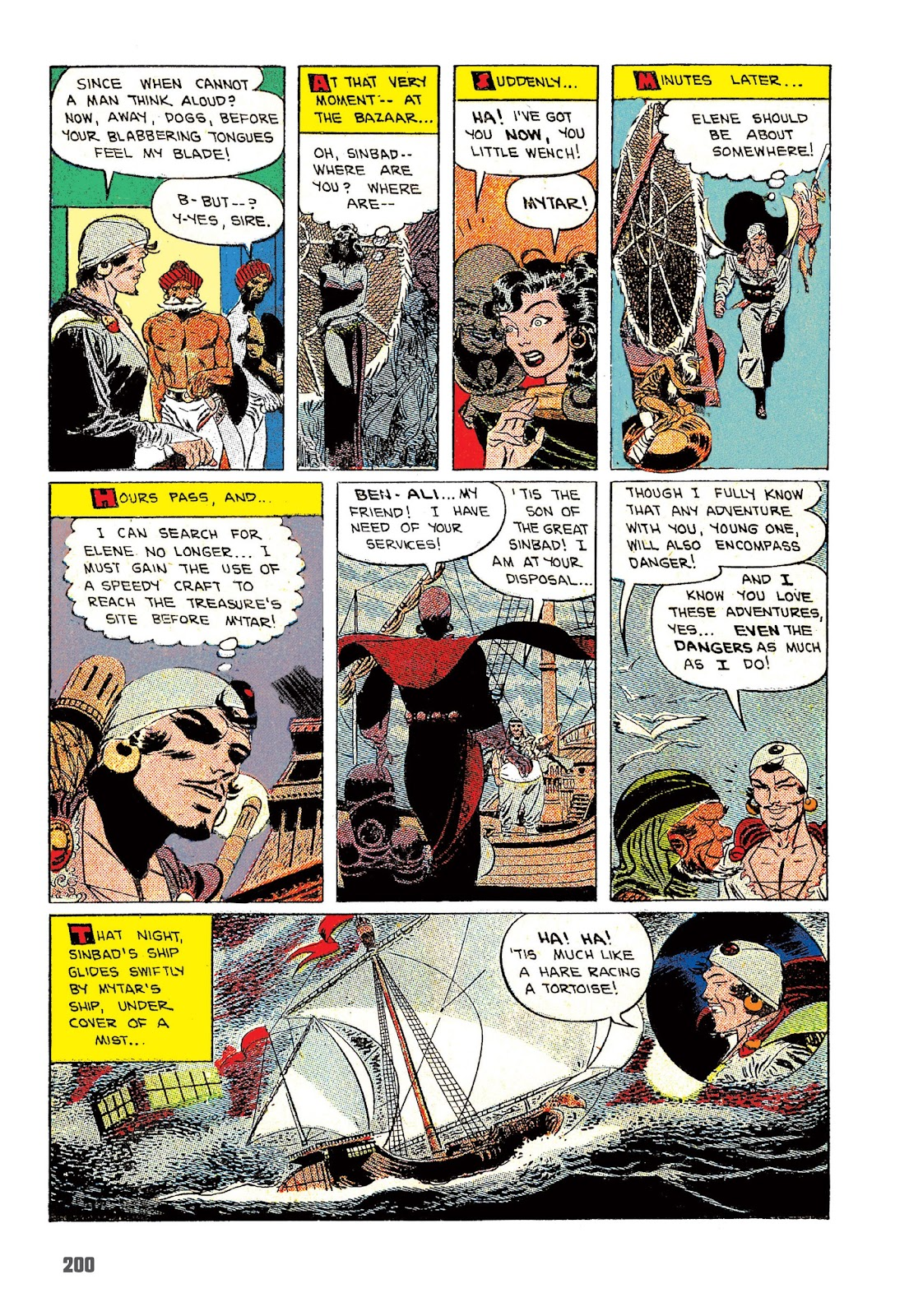 Read online The Joe Kubert Archives comic -  Issue # TPB (Part 3) - 11