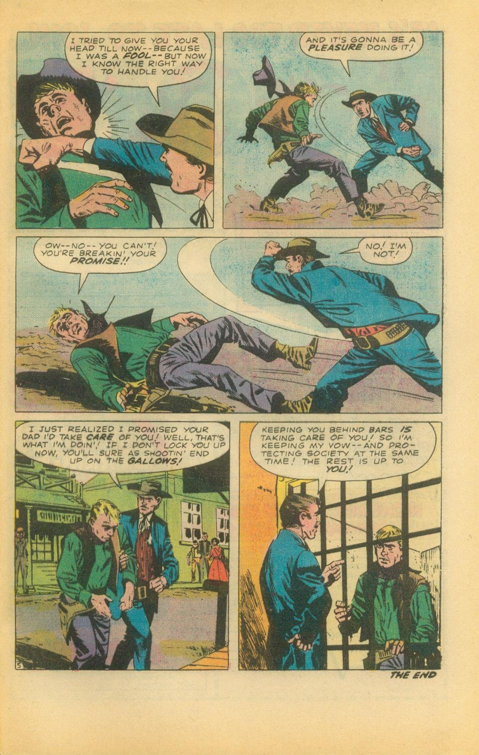 Kid Colt Outlaw issue 199 - Page 34