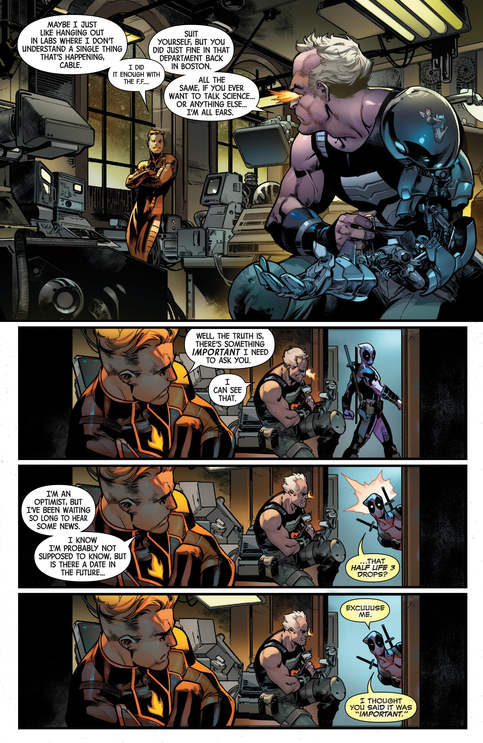 Read online Uncanny Avengers [II] comic -  Issue #10 - 14