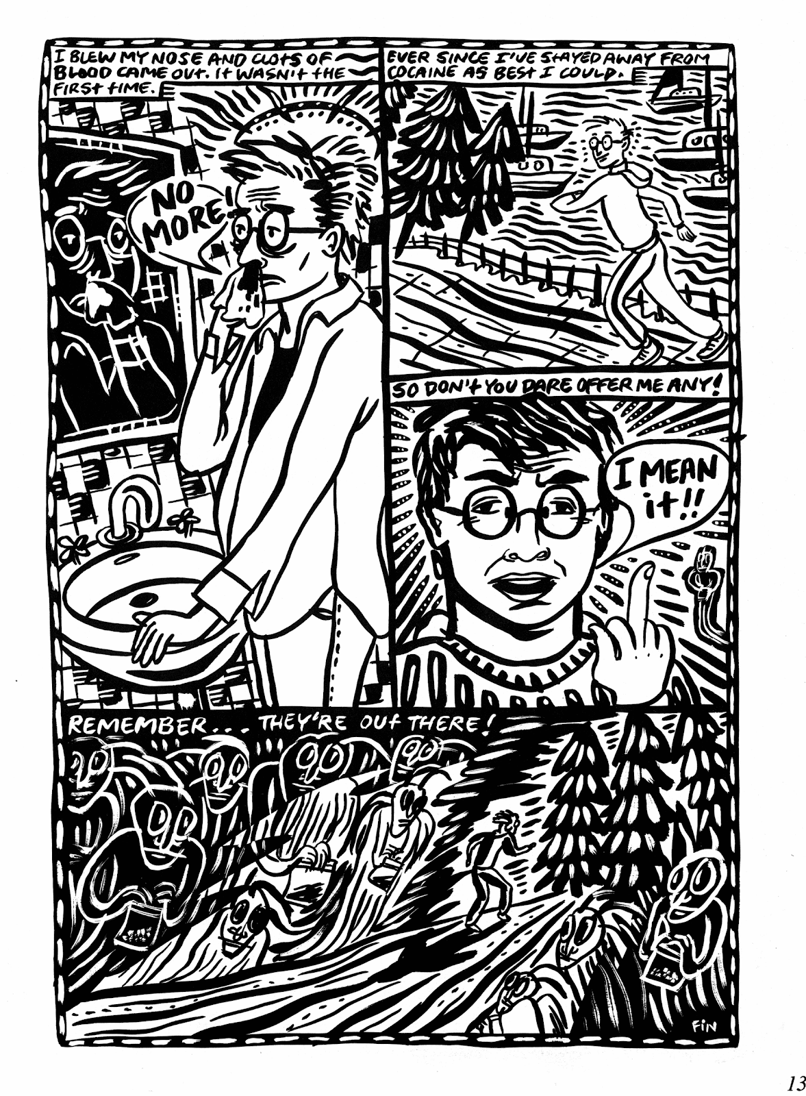 Drawn & Quarterly (1990) issue 7 - Page 15
