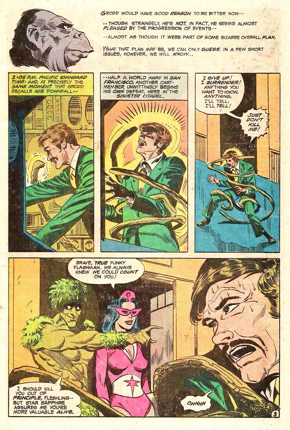 Read online Secret Society of Super-Villains comic -  Issue #11 - 4