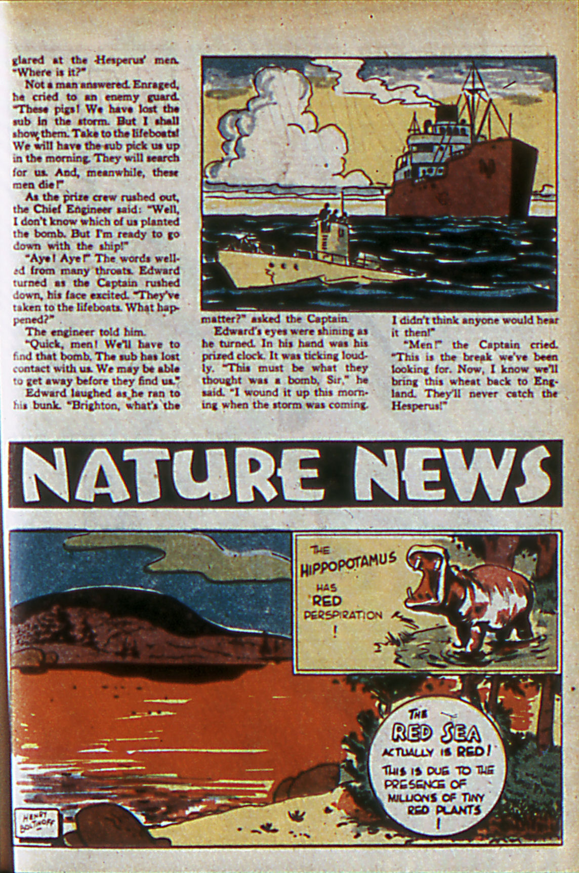 Read online Adventure Comics (1938) comic -  Issue #60 - 56