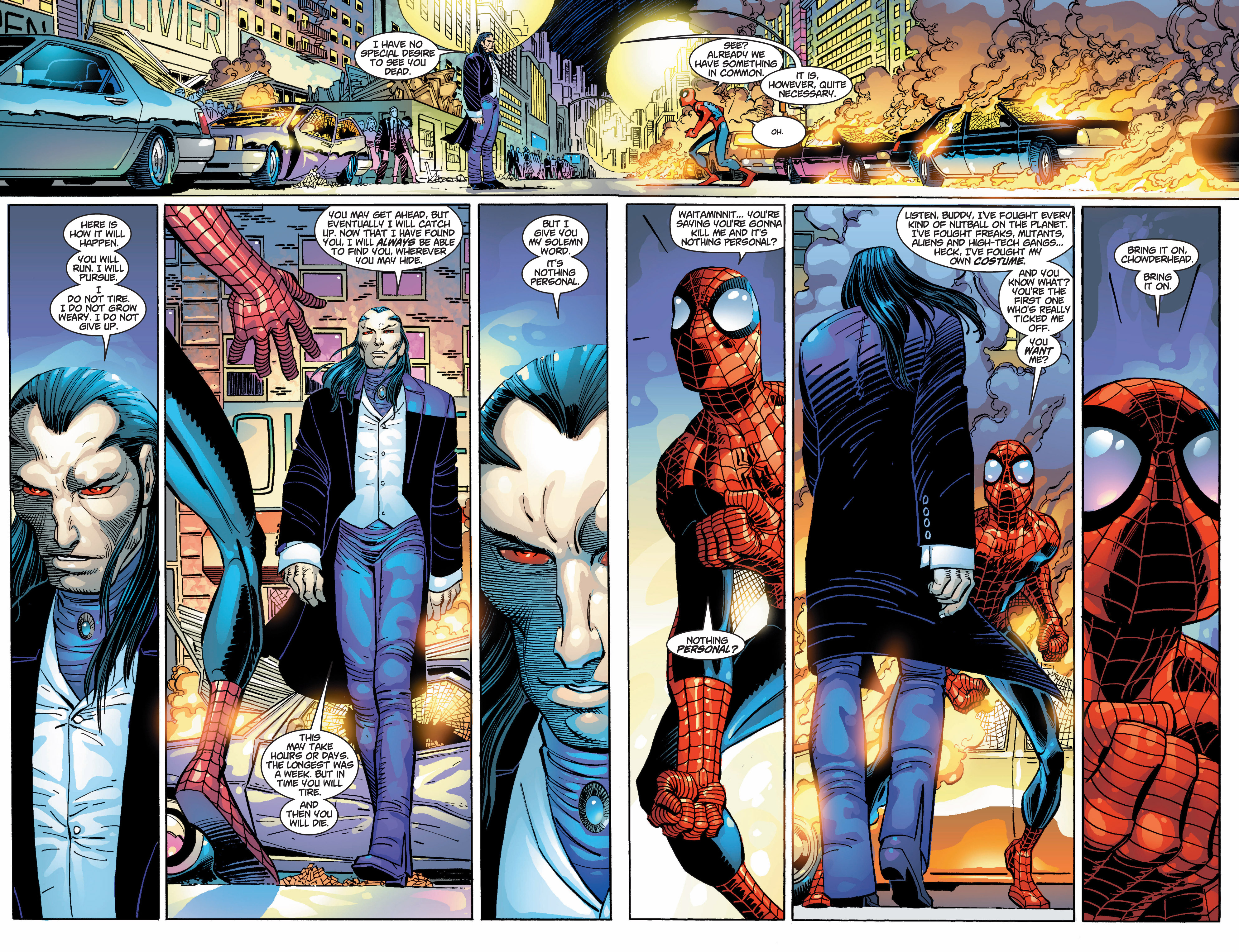 The Amazing Spider-Man (1999) 33 Page 4