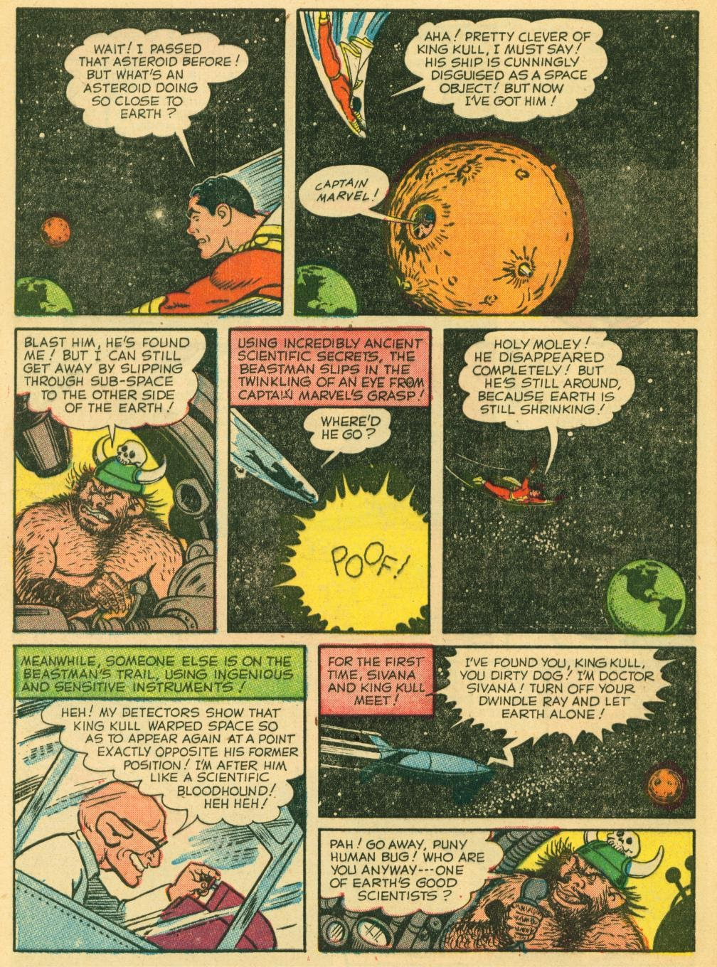 Captain Marvel Adventures issue 130 - Page 8
