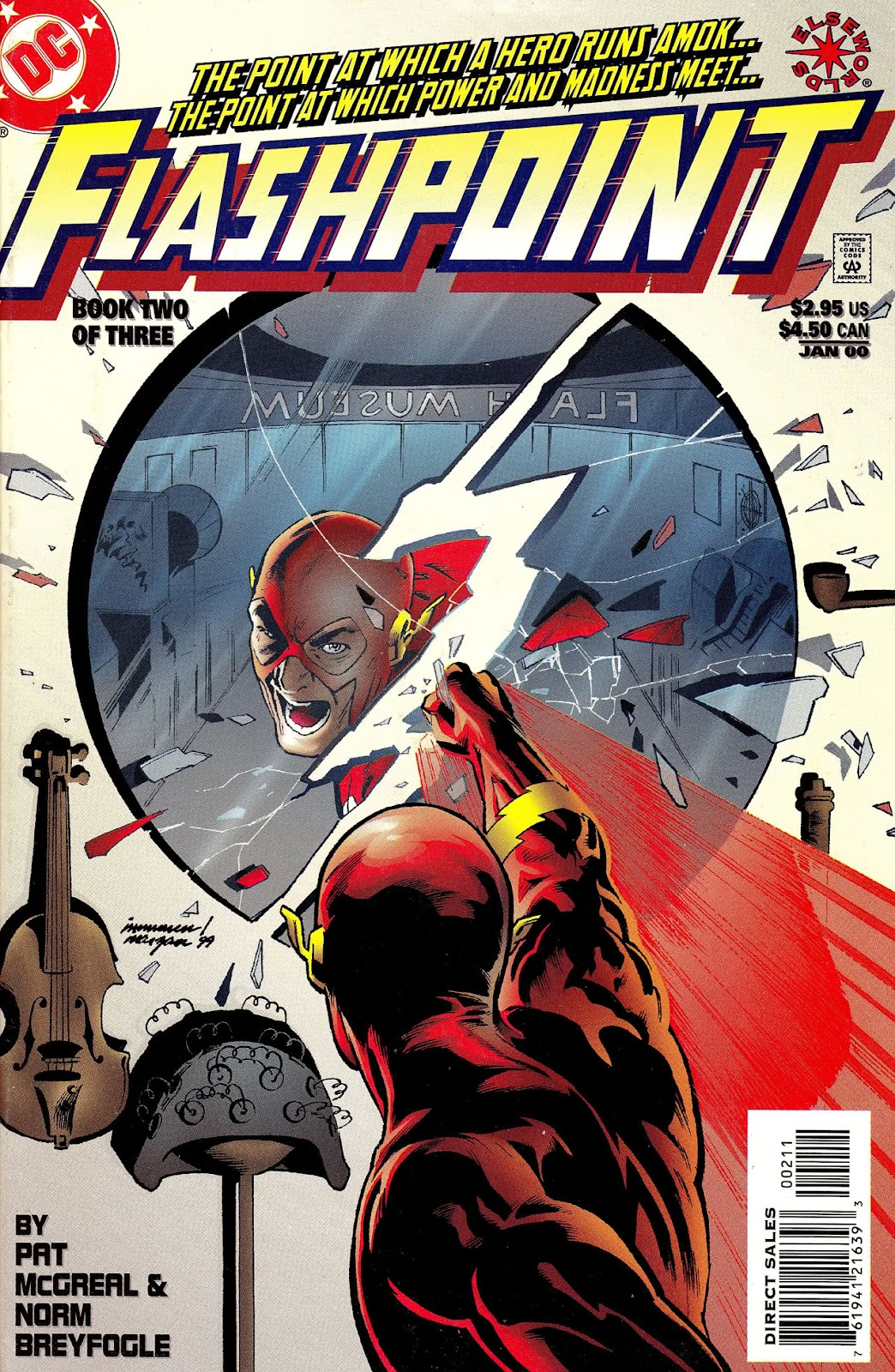 Read online Flashpoint (1999) comic -  Issue #2 - 1