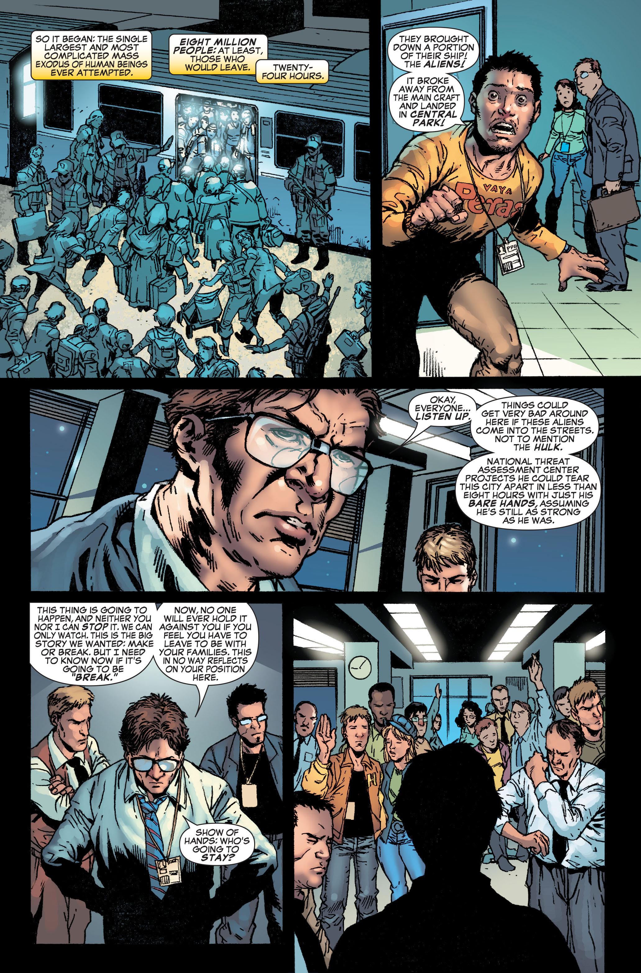 Read online World War Hulk: Front Line comic -  Issue #1 - 9