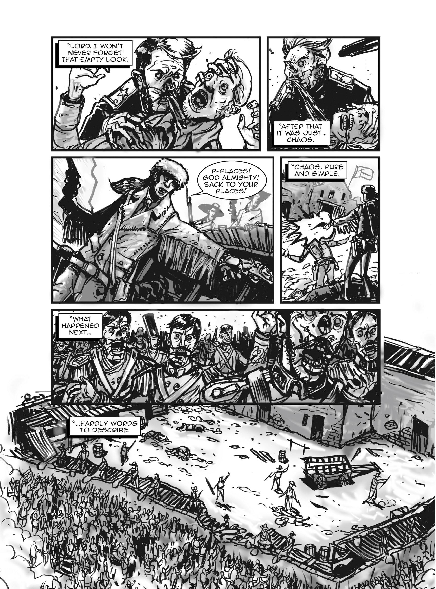 Read online FUBAR comic -  Issue #3 - 93