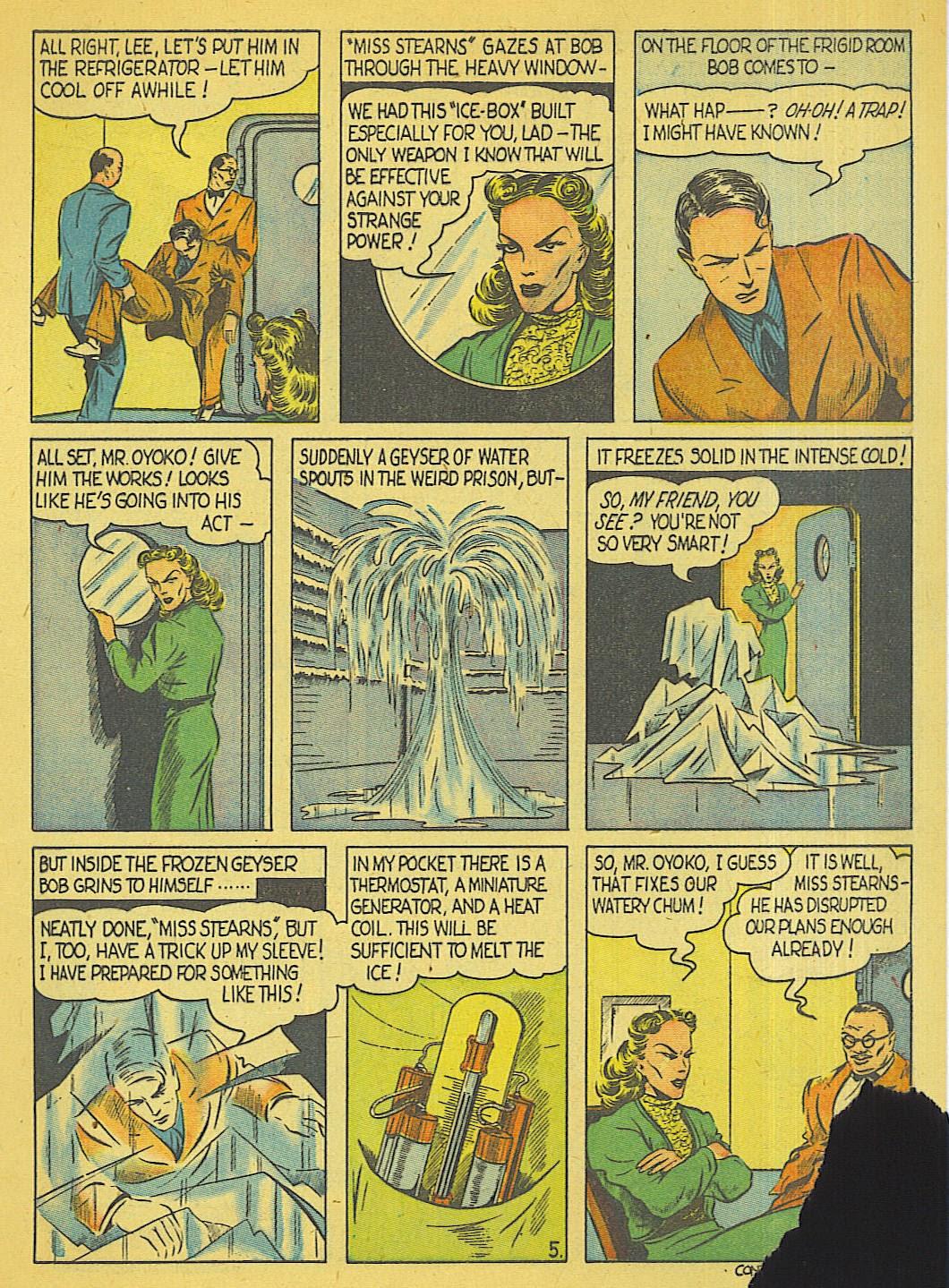 Reglar Fellers Heroic Comics issue 5 - Page 6