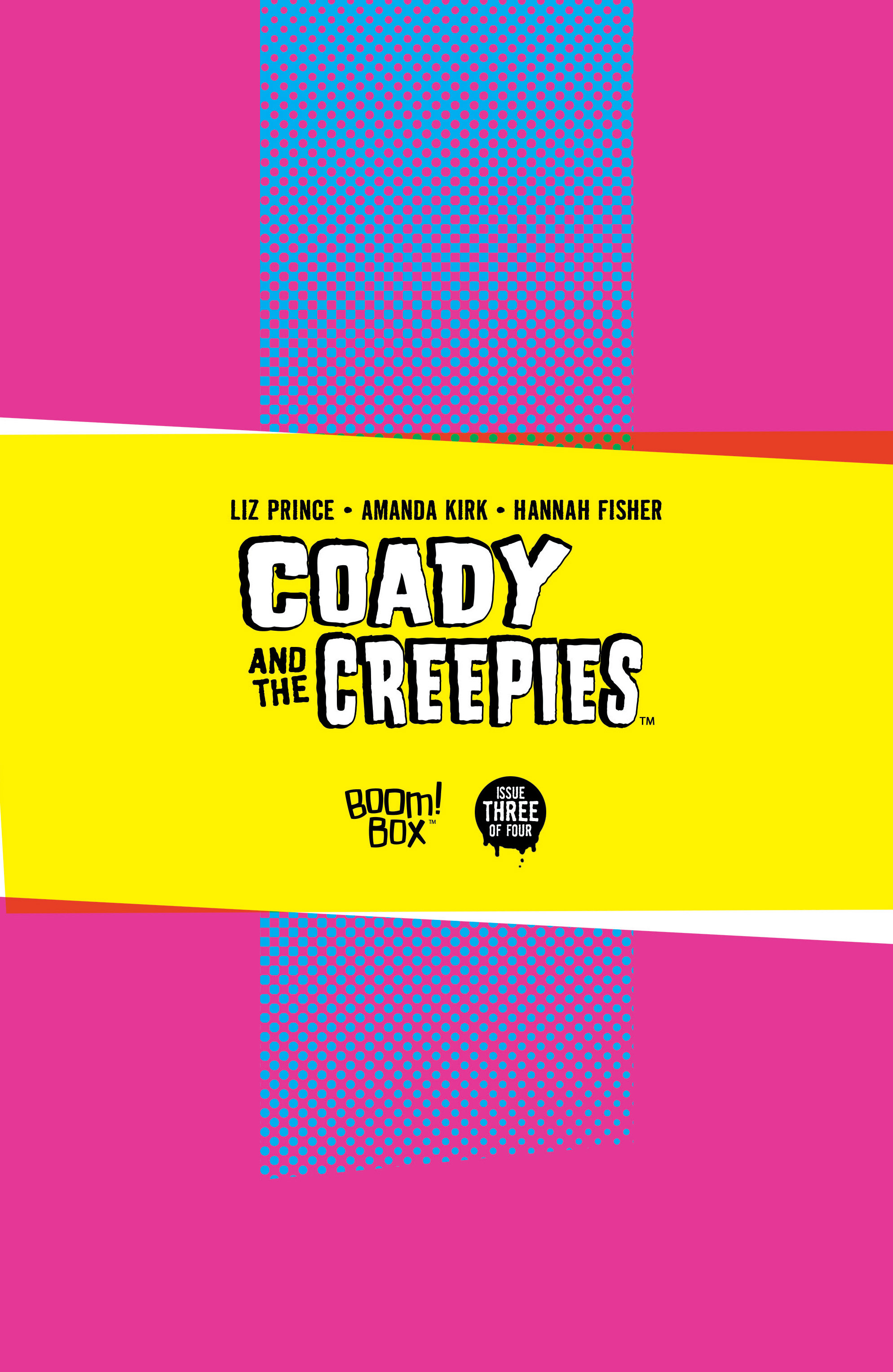 Read online Coady and the Creepies comic -  Issue #3 - 30
