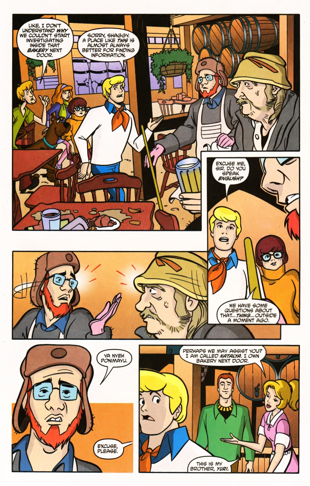 Read online Scooby-Doo (1997) comic -  Issue #146 - 15