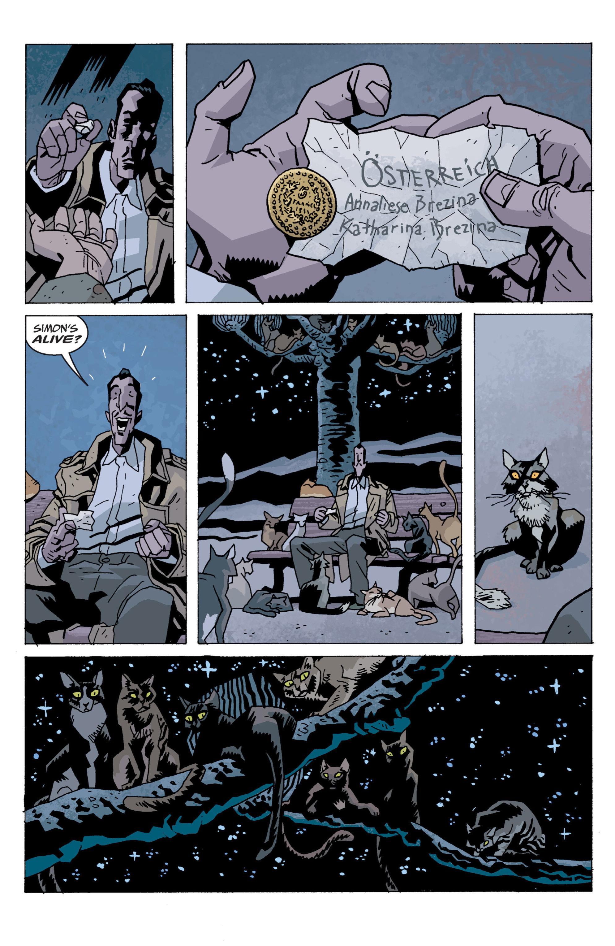 Read online B.P.R.D. (2003) comic -  Issue # TPB 13 - 92