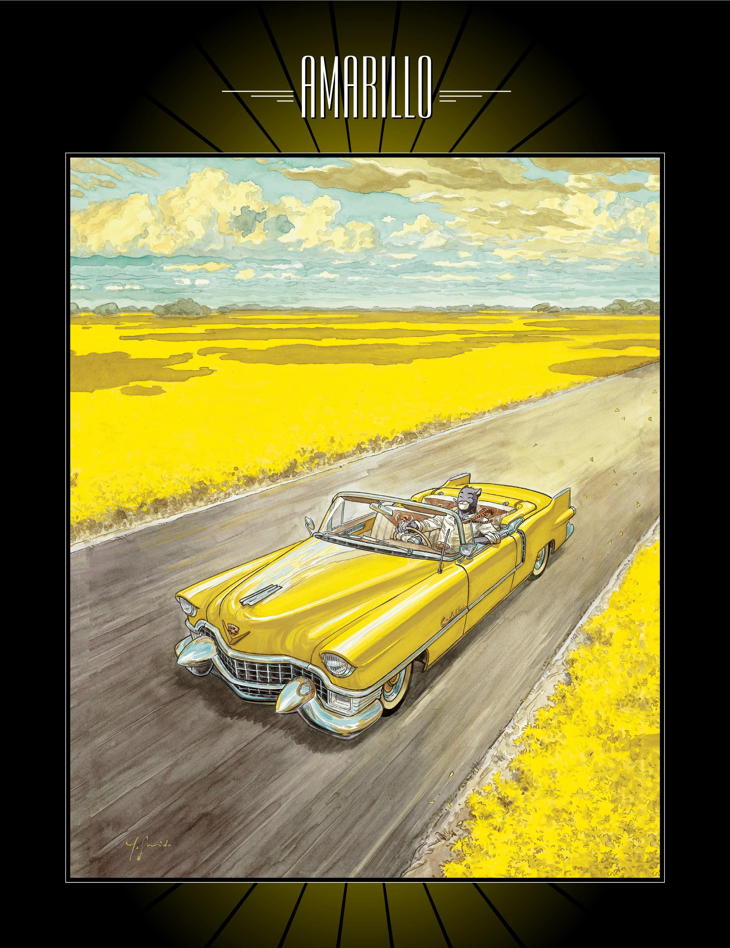 Read online Blacksad: Amarillo comic -  Issue # Full - 8