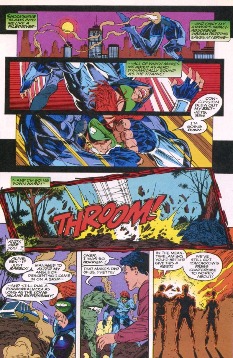 Read online Gunfire comic -  Issue #6 - 7