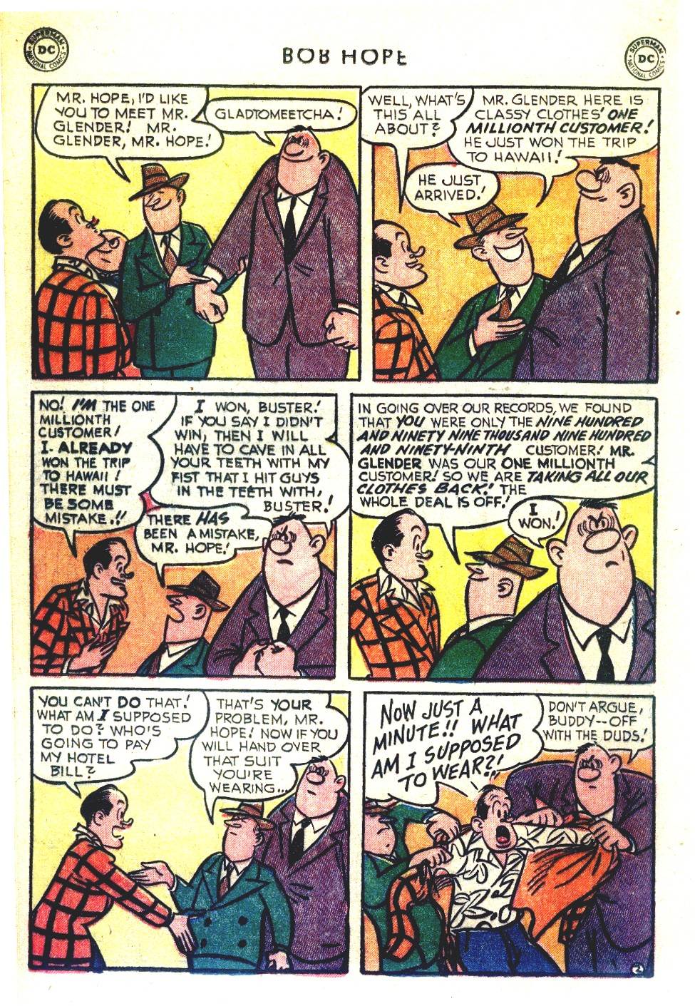 The Adventures of Bob Hope issue 27 - Page 26