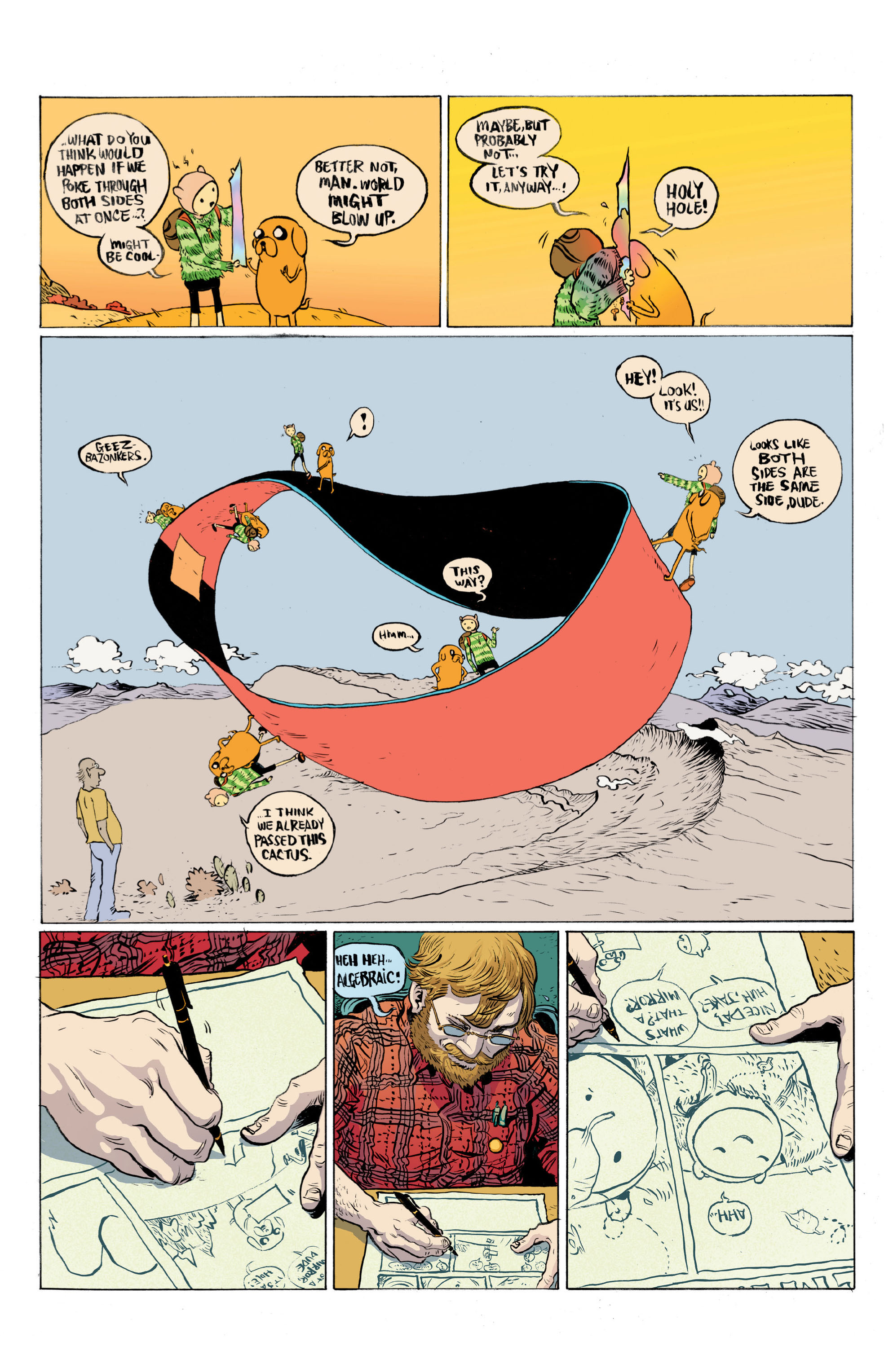 Read online Adventure Time comic -  Issue #5 - 26