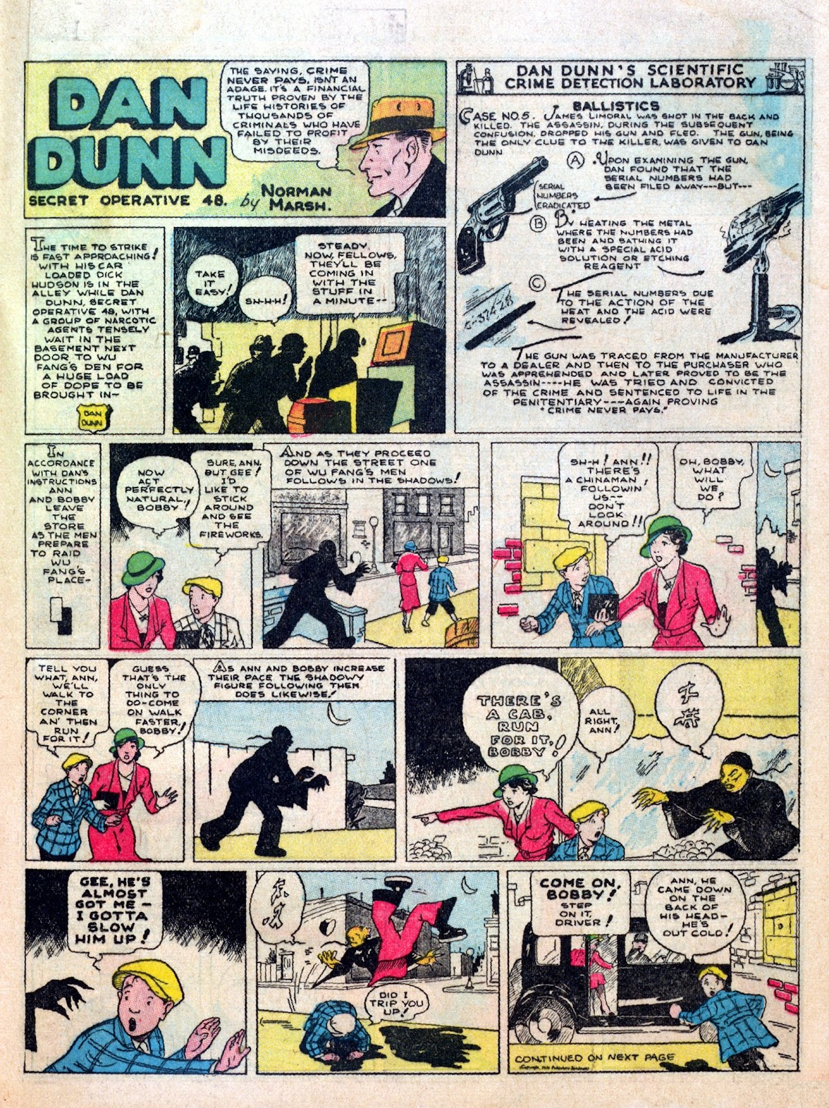 Read online Famous Funnies comic -  Issue #8 - 31