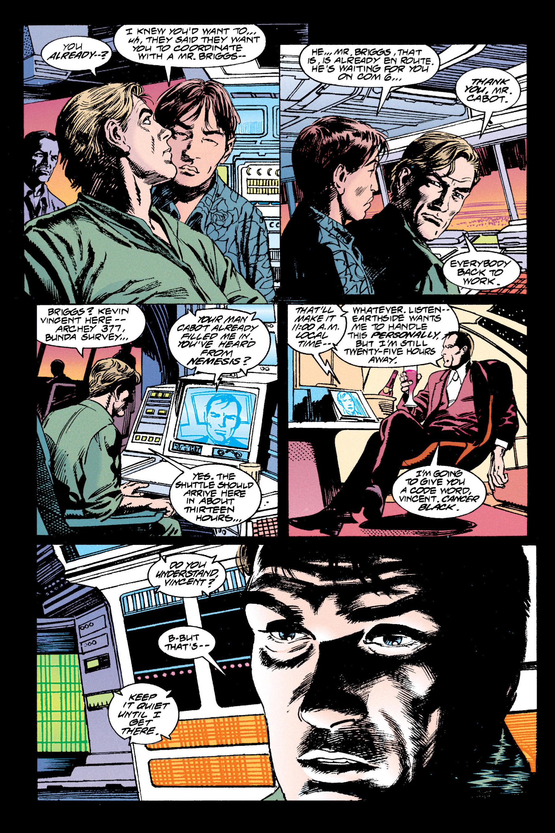 Read online Aliens vs. Predator Omnibus comic -  Issue # _TPB 1 Part 3 - 51