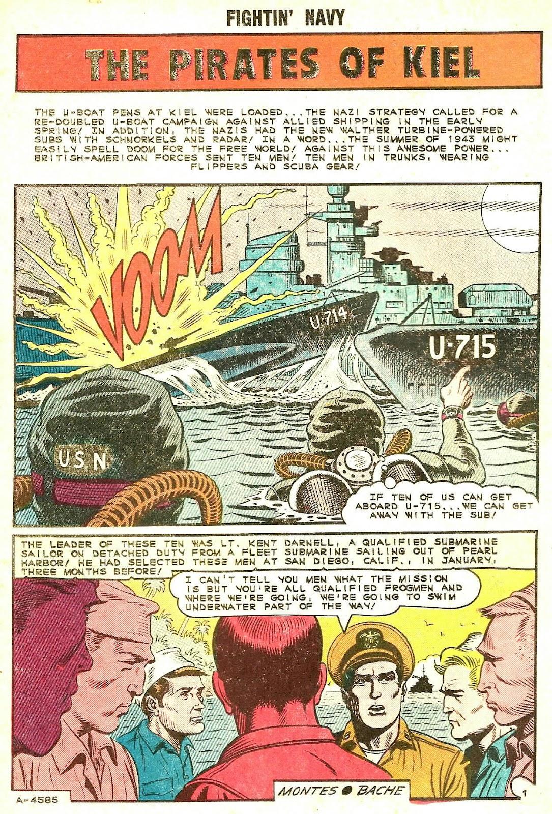 Read online Fightin' Navy comic -  Issue #120 - 26