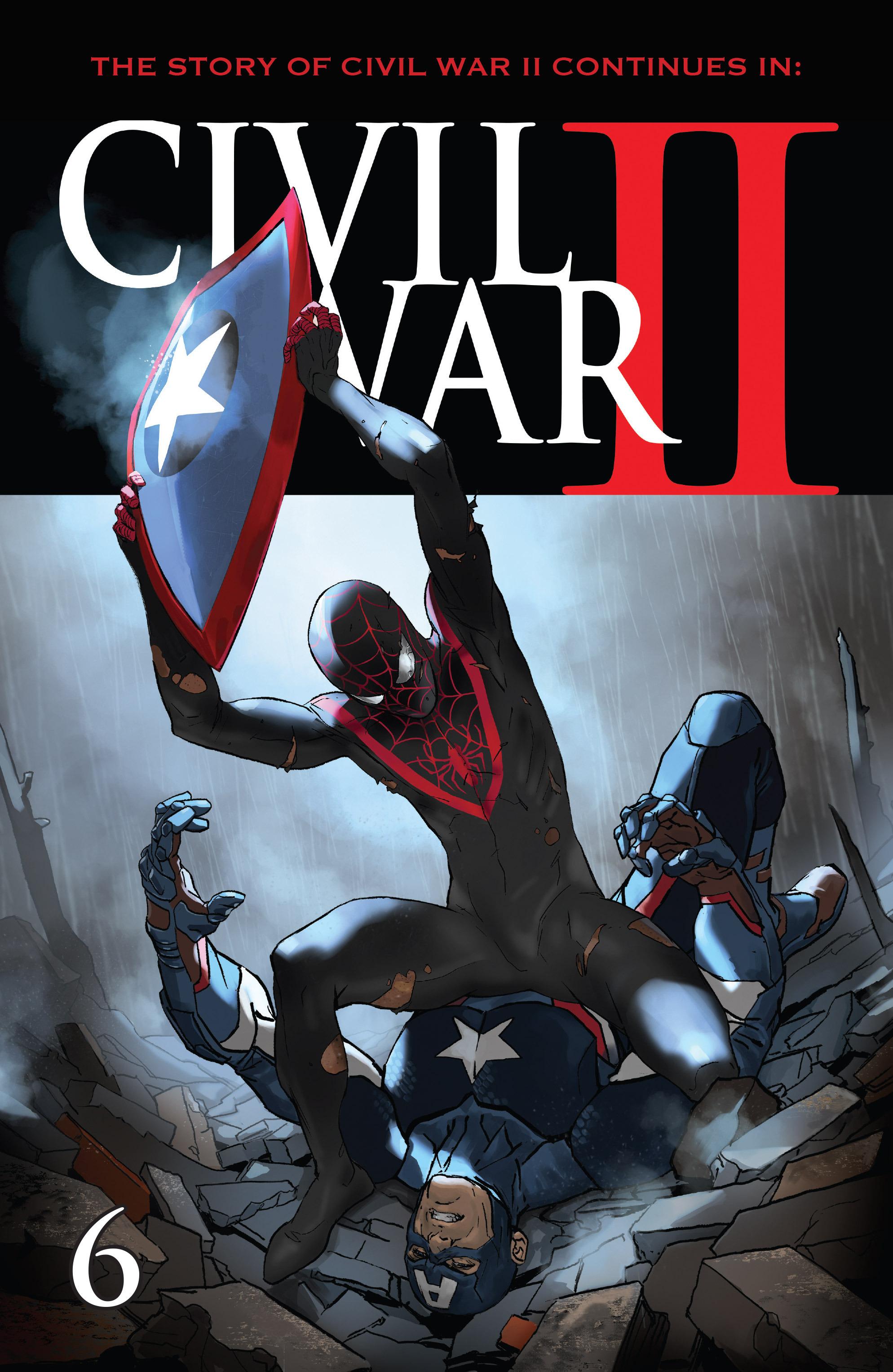 Read online Civil War II: Choosing Sides comic -  Issue #6 - 24
