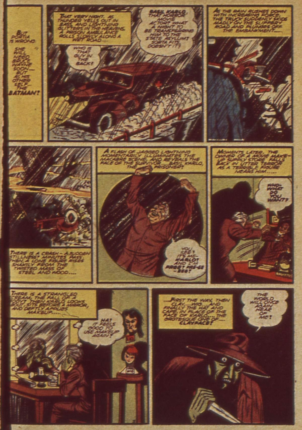 Read online Detective Comics (1937) comic -  Issue #49 - 5