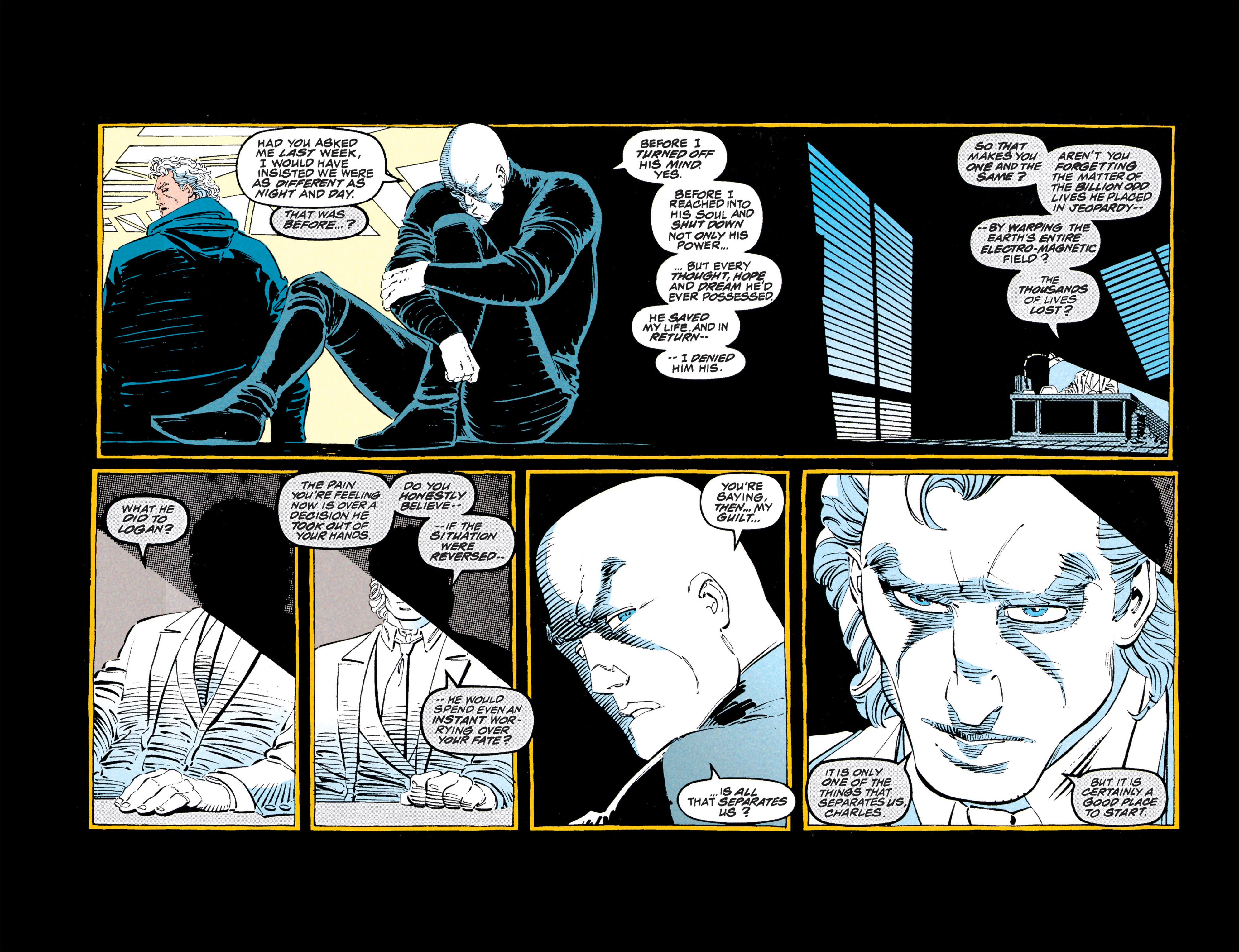 Read online Uncanny X-Men (1963) comic -  Issue #309 - 4
