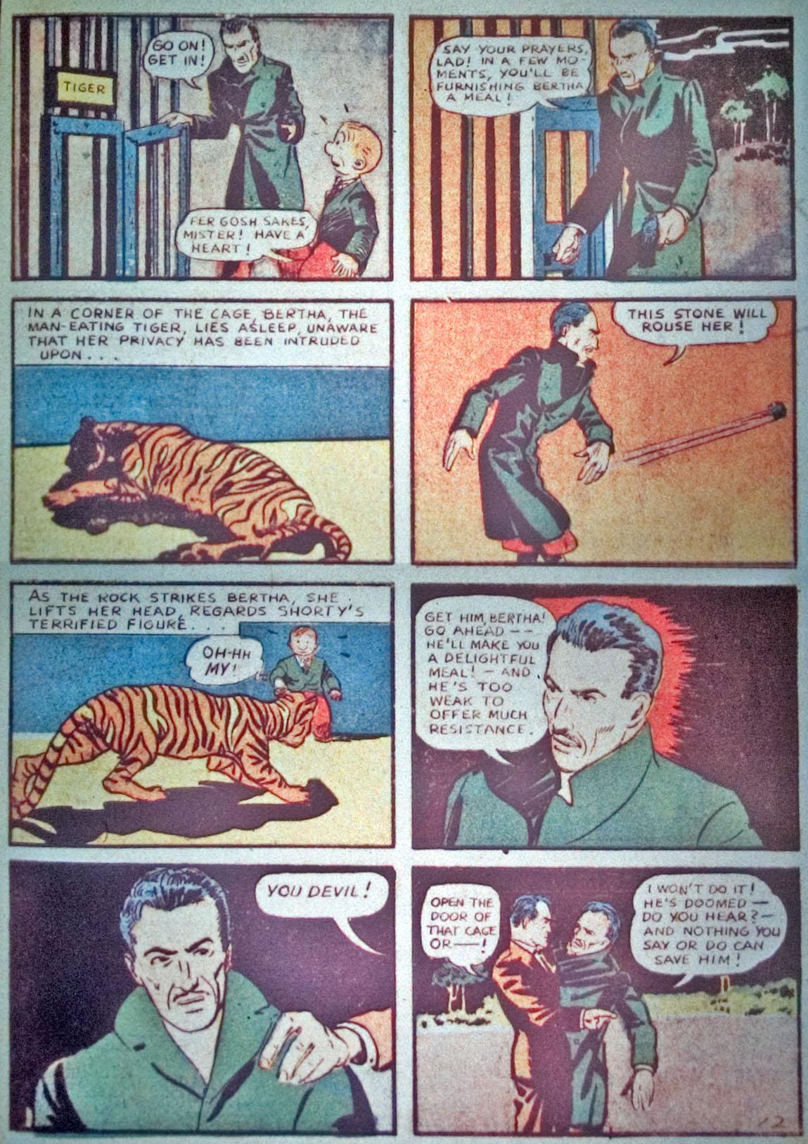 Read online Detective Comics (1937) comic -  Issue #31 - 65