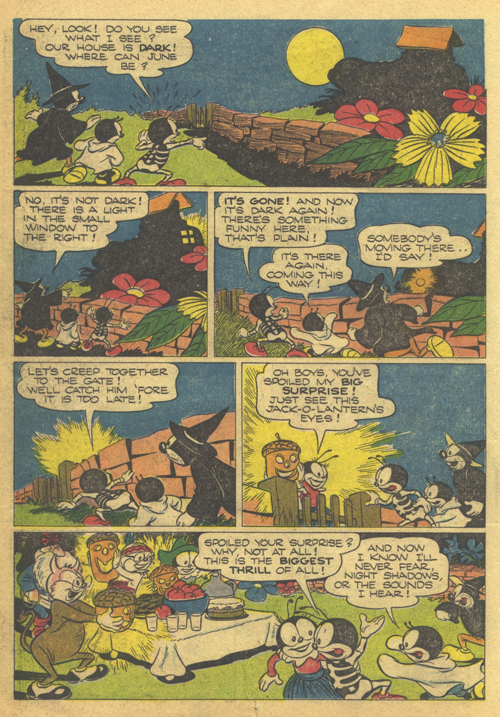 Walt Disney's Comics and Stories issue 86 - Page 20