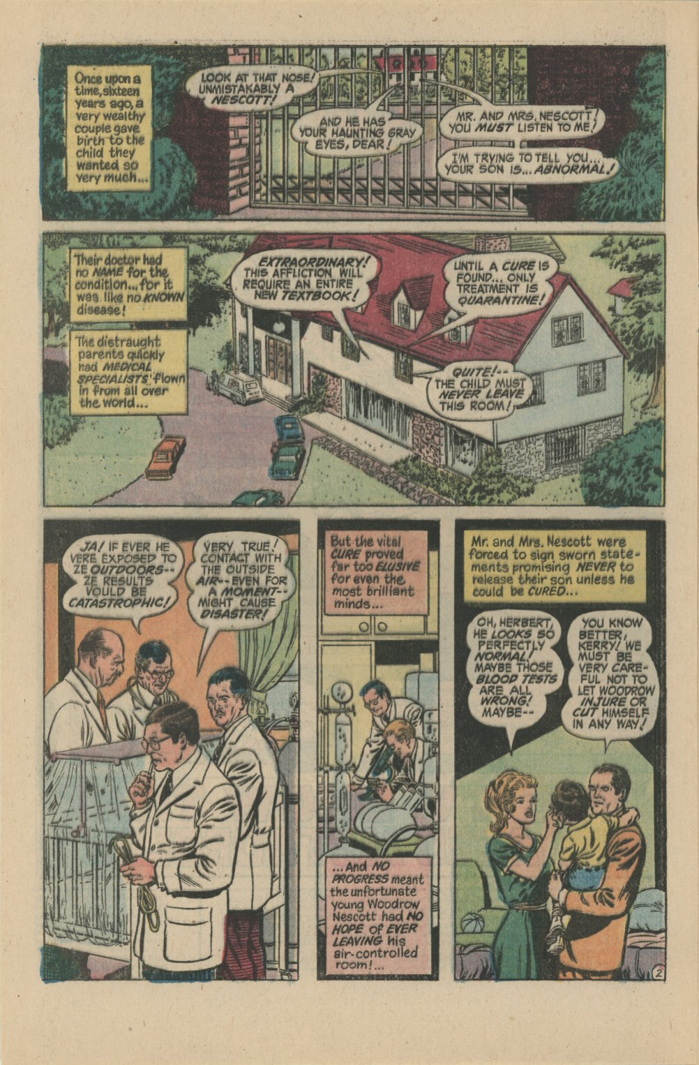 Action Comics (1938) 422 Page 3