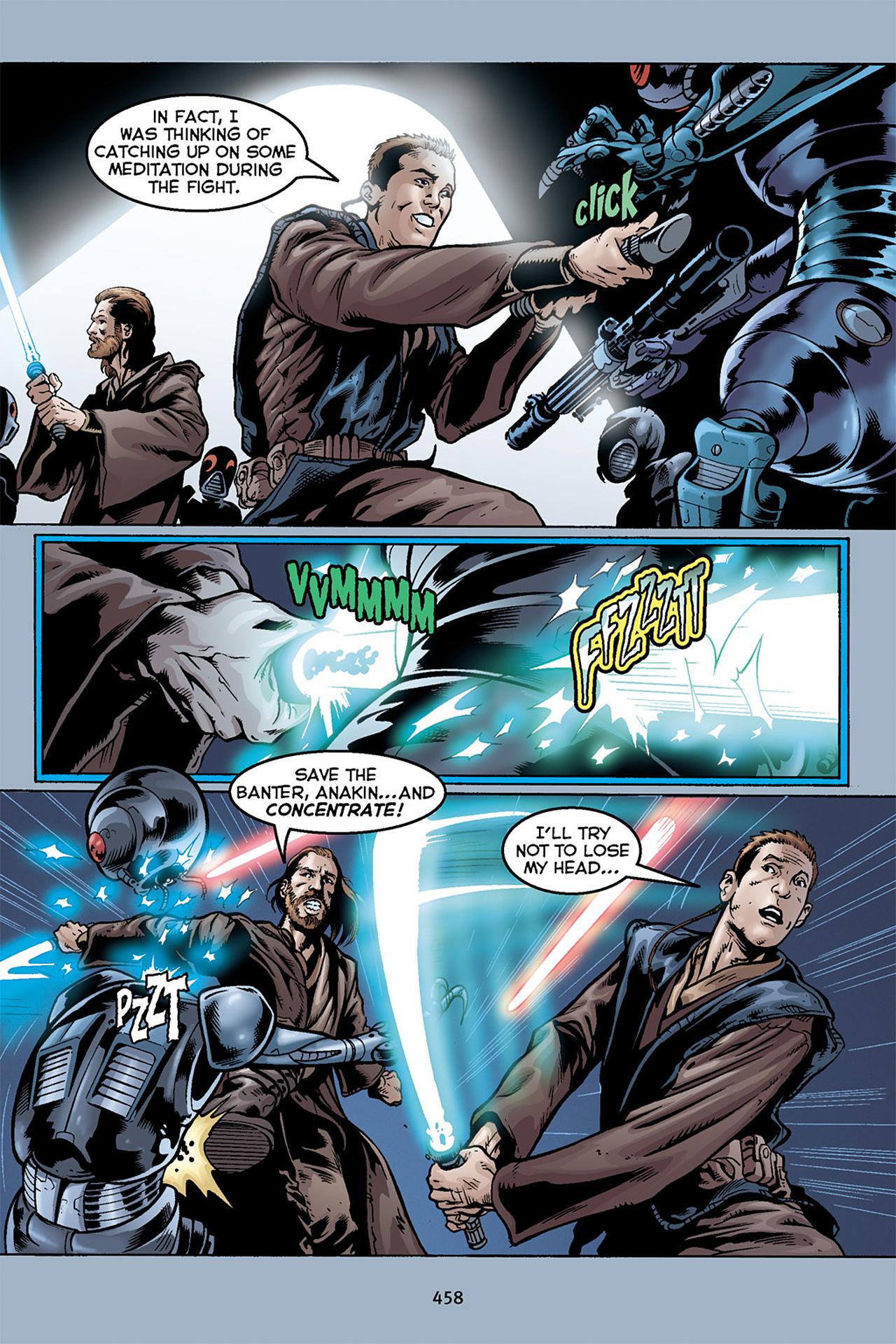 Read online Star Wars Omnibus comic -  Issue # Vol. 10 - 451