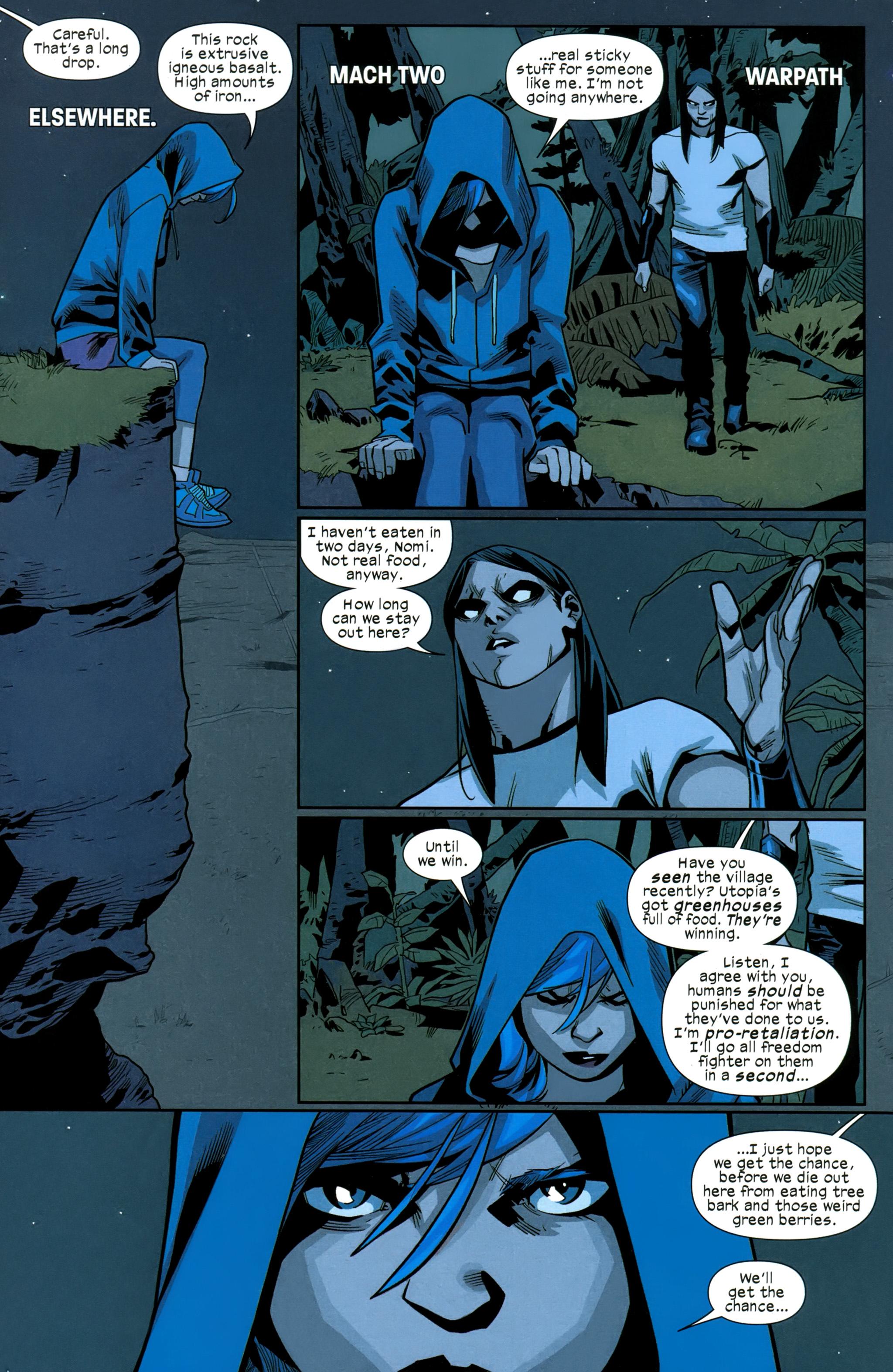 Read online Ultimate Comics X-Men comic -  Issue #26 - 6