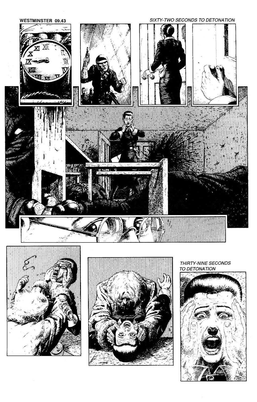 Read online The Adventures of Luther Arkwright comic -  Issue #8 - 16
