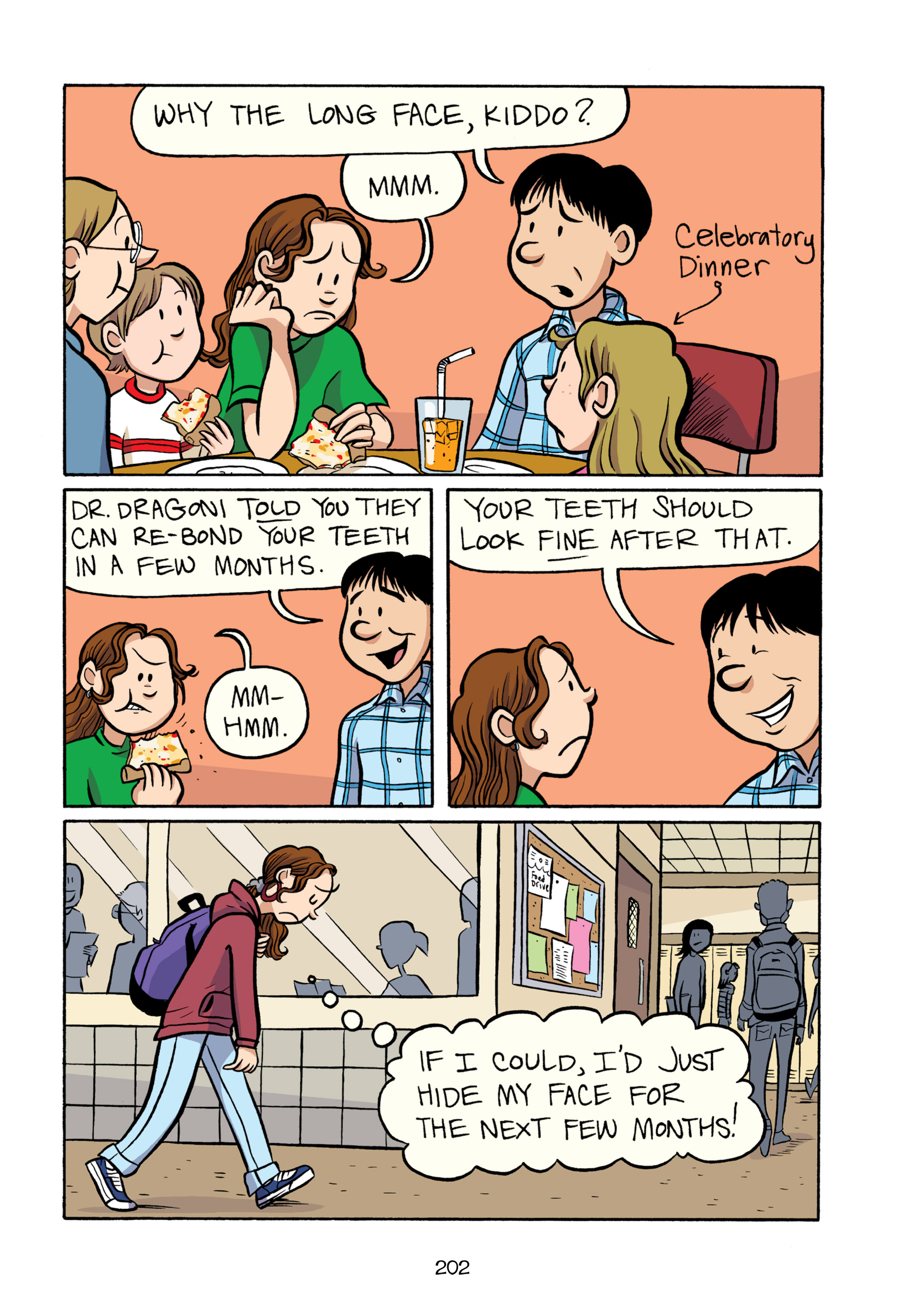 Read online Smile comic -  Issue # TPB - 208